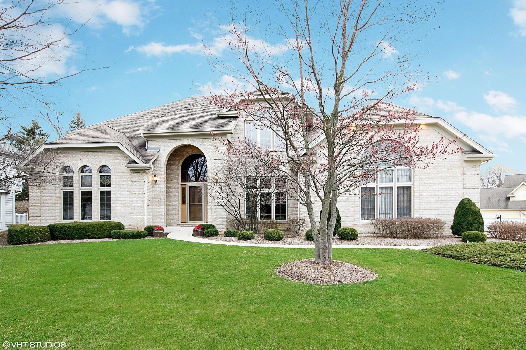 Casa para uma família para Venda às 2163 Canterbury 2163 Canterbury Lane Lisle, Illinois, 60532 Estados Unidos