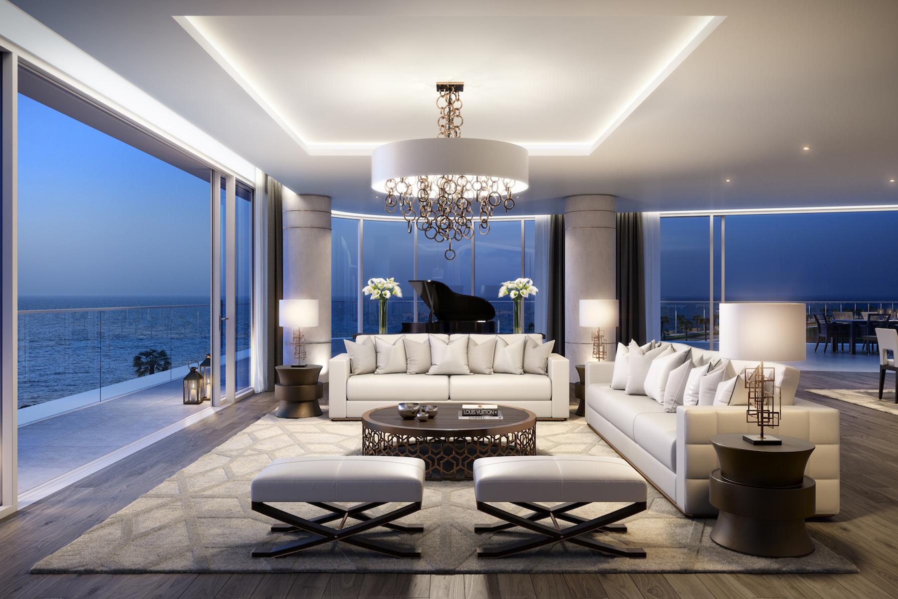 아파트 용 매매 에 The Alef Residences Massive 3BR Mansion Full Sea Views Palm Jumeirah Alef Residences, Dubai, 00000 아랍에미리트