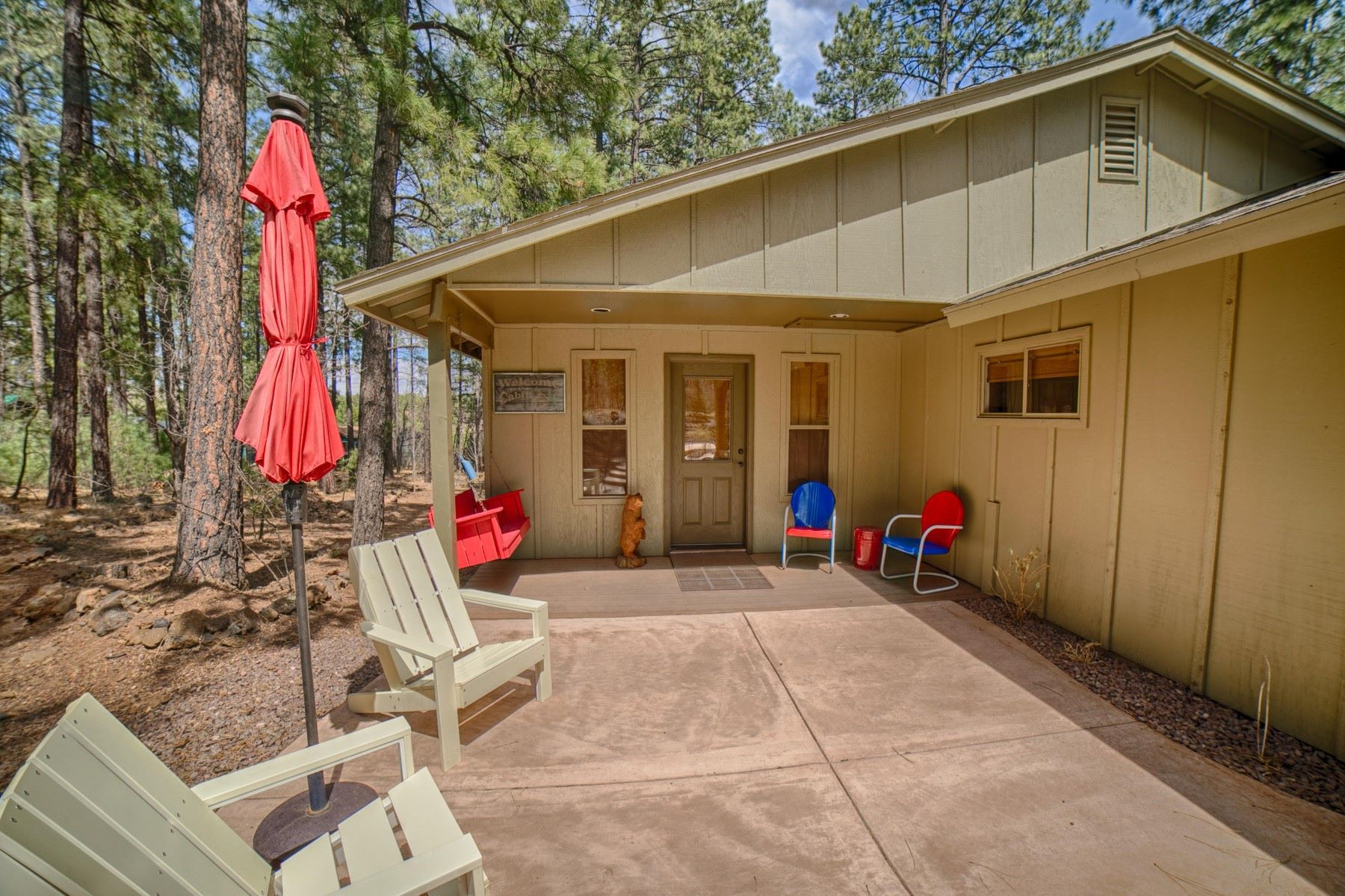 single family homes for Active at White Mountain Summer Homes 2076 Jack Rabbit Dr Pinetop, Arizona 85935 United States