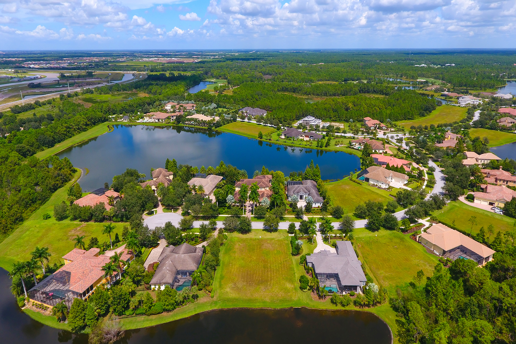 Land for Sale at THE CONCESSION 8333 Farington Ct Ct, Bradenton, Florida 34202 United States