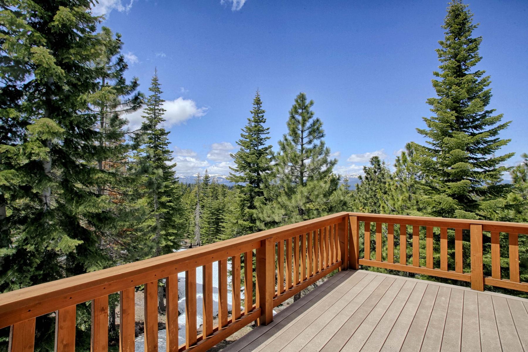 独户住宅 为 销售 在 12659 Crest Way, Truckee, CA 特拉基, 加利福尼亚州 96161 美国