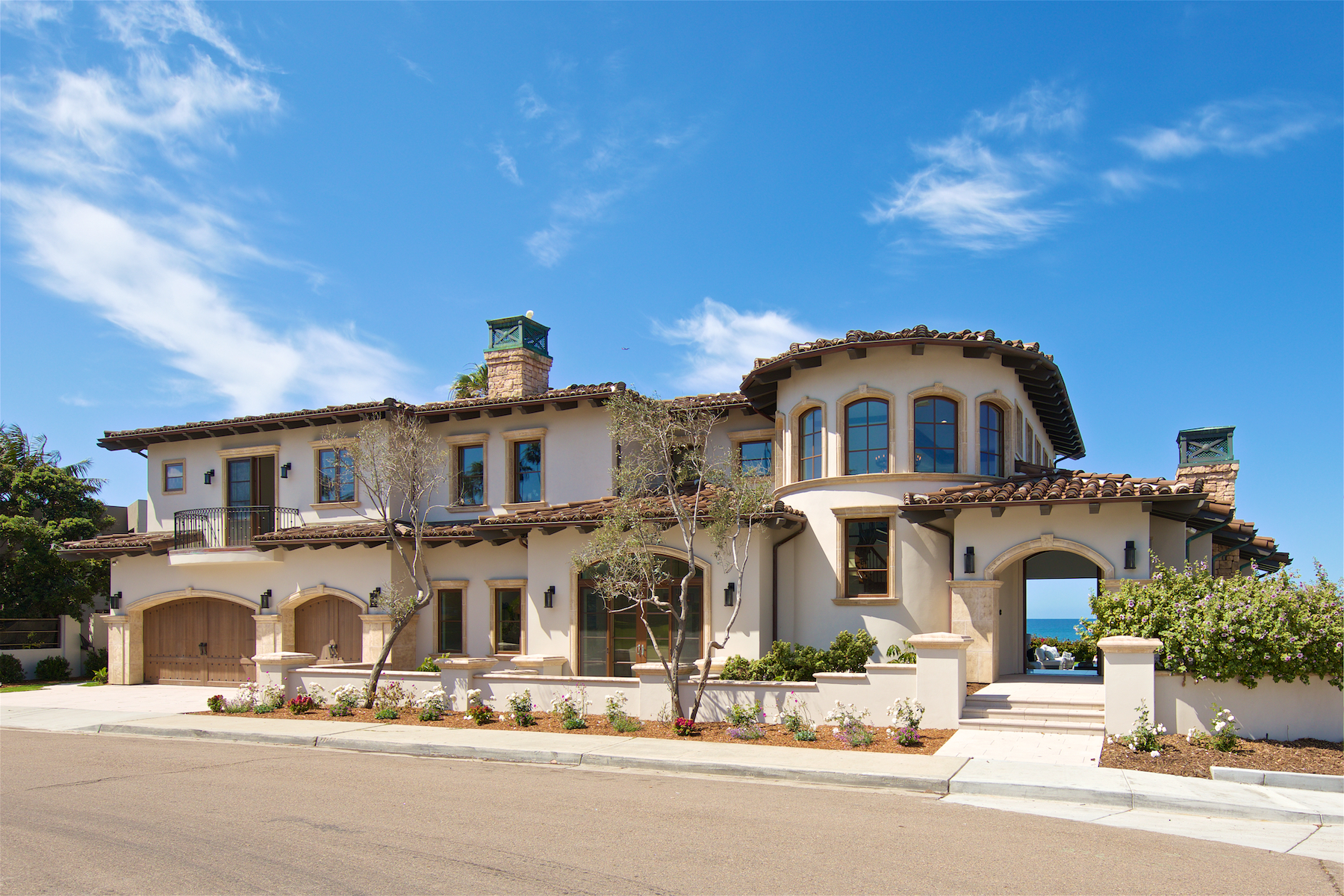 단독 가정 주택 용 매매 에 5490 Calumet Avenue La Jolla, 캘리포니아, 92037 미국