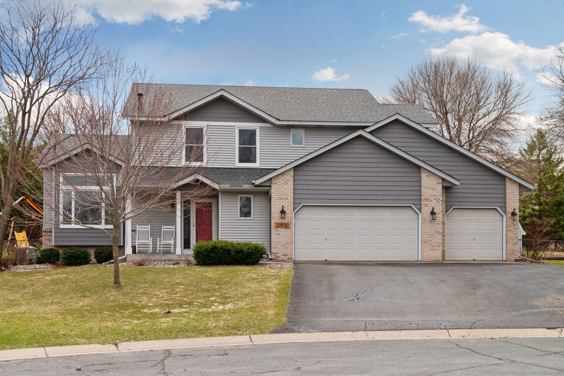 Single Family Homes for Sale at 20930 Jameswood Court Lakeville, Minnesota 55044 United States