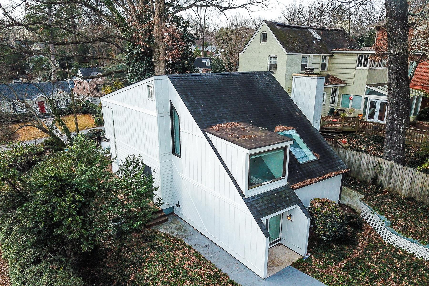 واحد منزل الأسرة للـ Rent في Garden Hills Bungalow 270 Peachtree Way, Garden Hills, Atlanta, Georgia, 30305 United States