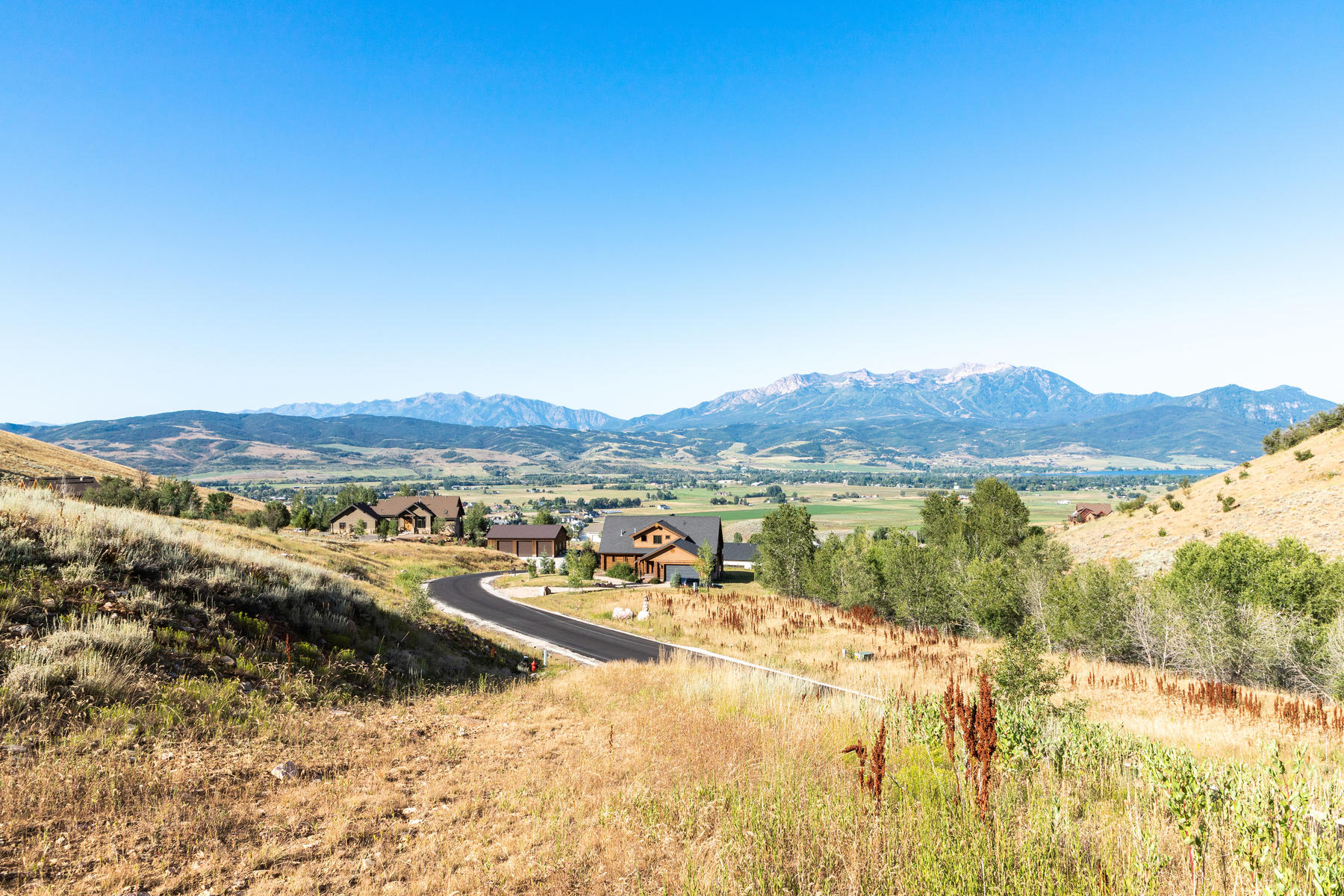 Land for Active at Panoramic Views 1156 N Maple Dr Huntsville, Utah 84317 United States