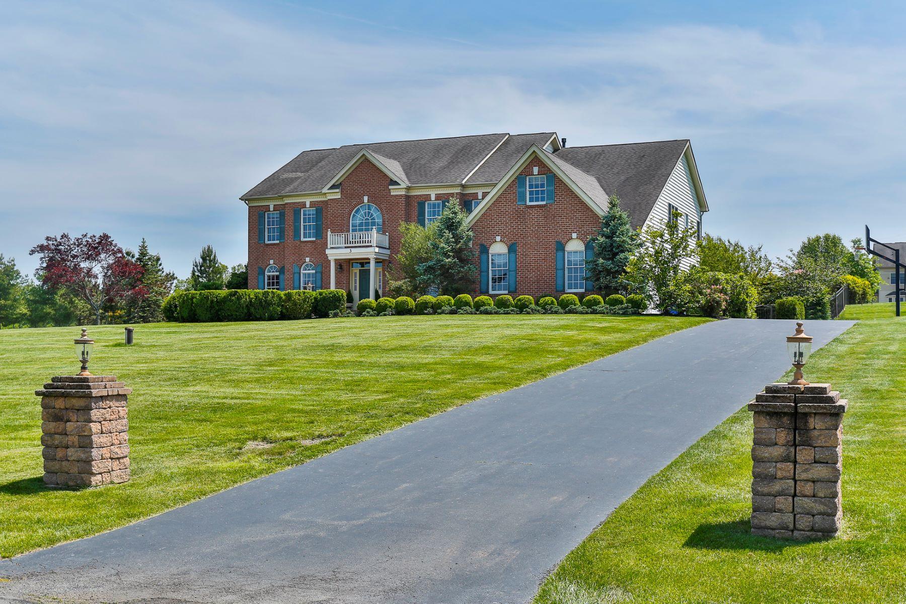 Vivienda unifamiliar por un Venta en Live Life Inspired - Hopewell Township 3 Baker Way Pennington, Nueva Jersey, 08534 Estados Unidos