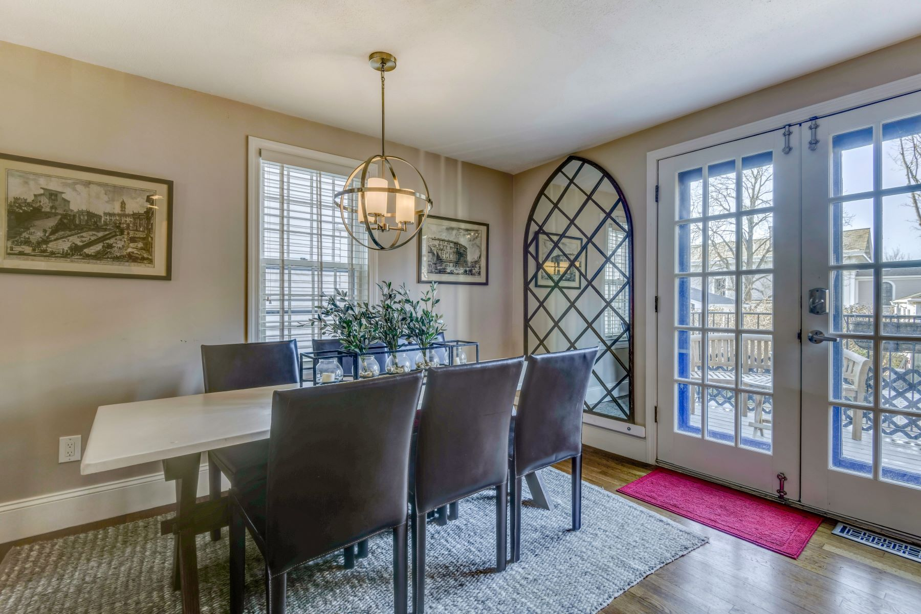 Additional photo for property listing at Historic Hill Townhouse 15A Corne Street Newport, Rhode Island 02840 United States