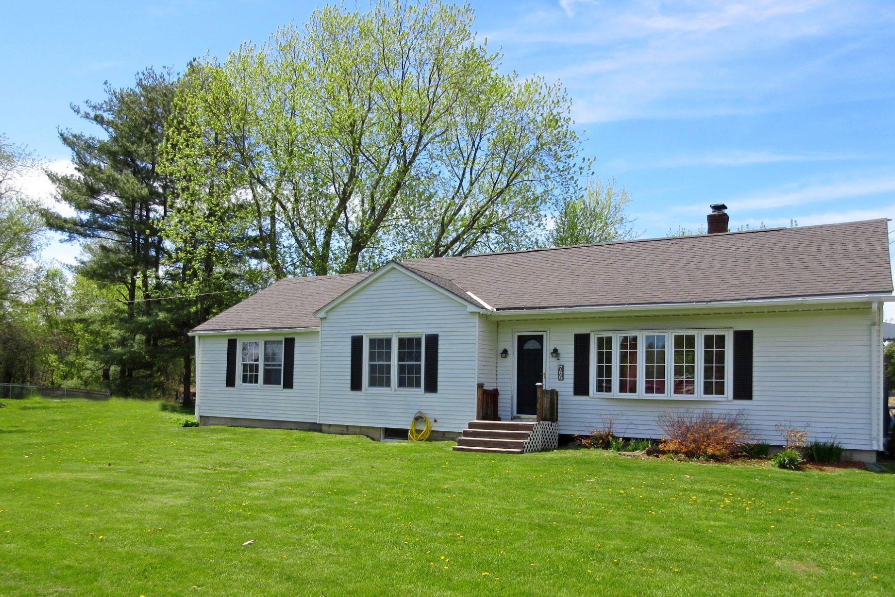 single family homes for Sale at 766 Park Street, Brandon 766 Park St Brandon, Vermont 05733 United States