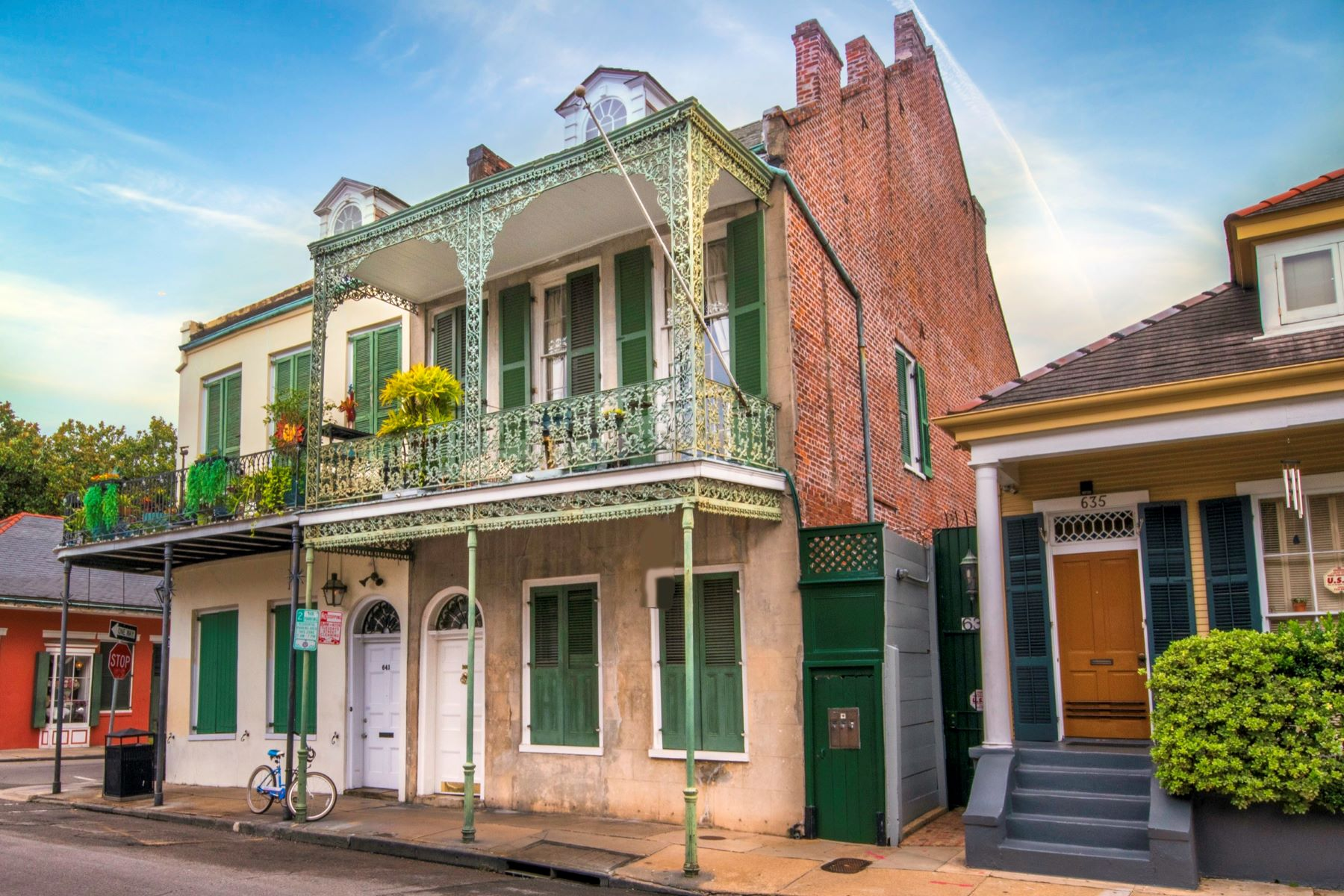 Single Family Homes por un Venta en 639 Barracks Street 639 Barracks St New Orleans, Louisiana 70116 Estados Unidos