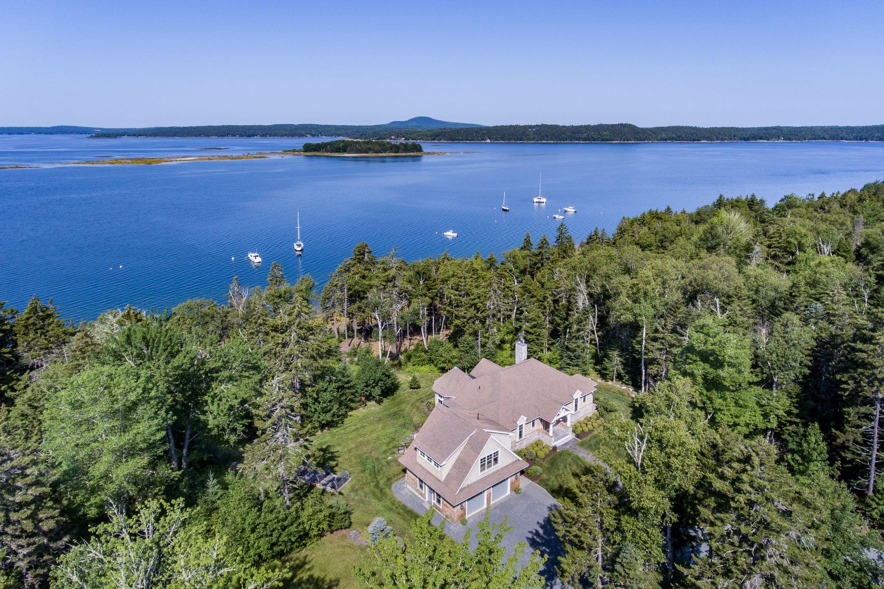 Single Family Homes للـ Sale في Surry, Maine 04684 United States