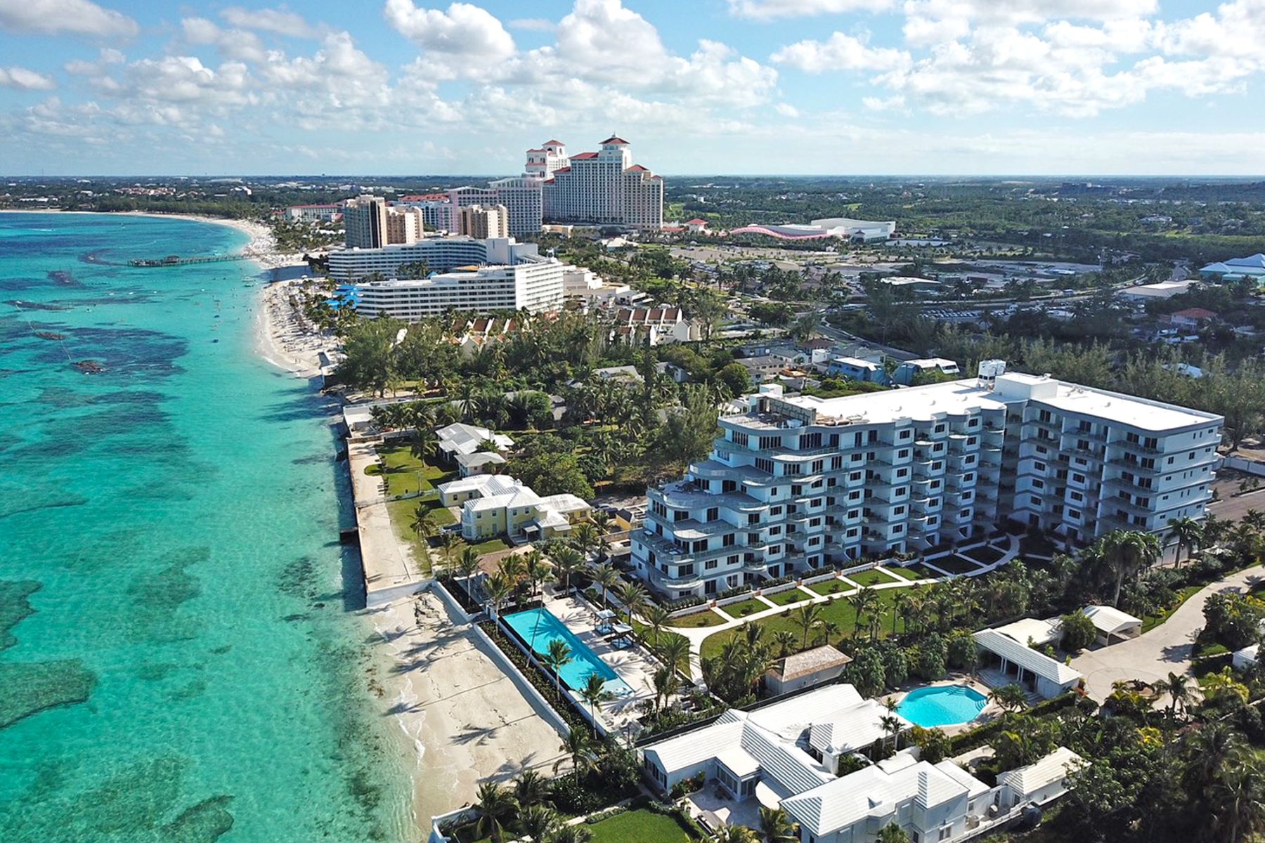 Condominium for Sale at ONE Cable Beach - Ezlo Collection One Cable Beach, Cable Beach, Nassau And Paradise Island Bahamas
