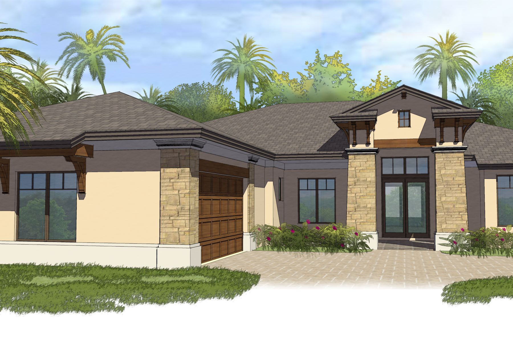獨棟家庭住宅 為 出售 在 Luxury New Construction in Grand Harbor 2356 Grand Harbor Reserve Square Vero Beach, 佛羅里達州 32967 美國