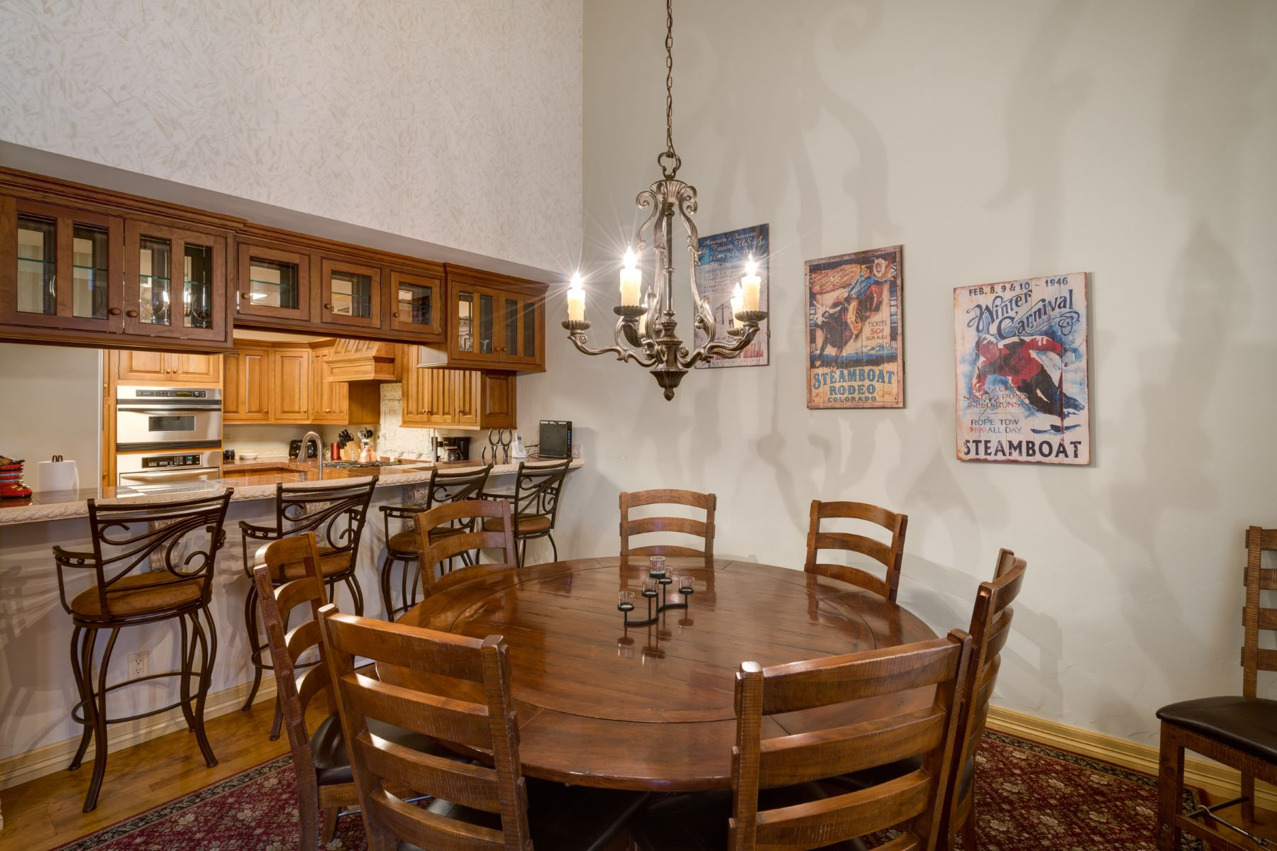 Additional photo for property listing at Perfect Family Ski Home 1504 Cascade Dr #3 Steamboat Springs, Colorado 80487 United States