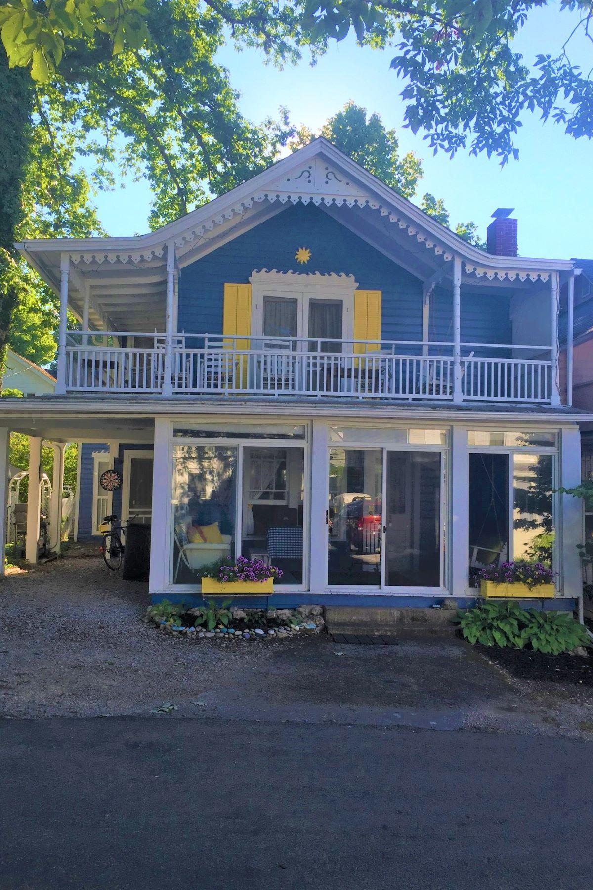 واحد منزل الأسرة للـ Sale في 222 Sycamore Avenue Lakeside, Ohio, 43440 United States