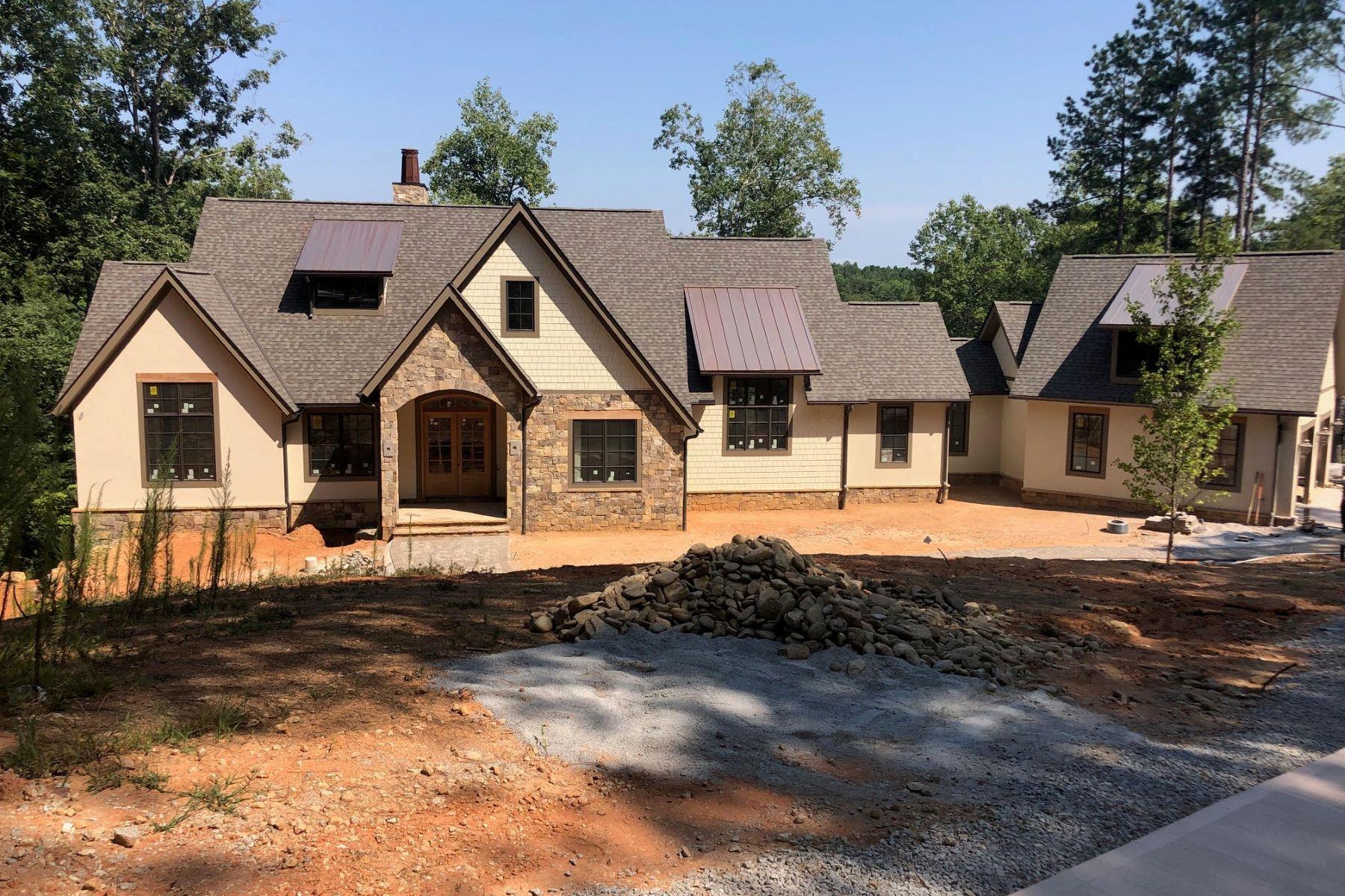 Single Family Homes for Active at Beautiful Long Views 159 Lake Breeze Trail Six Mile, South Carolina 29682 United States