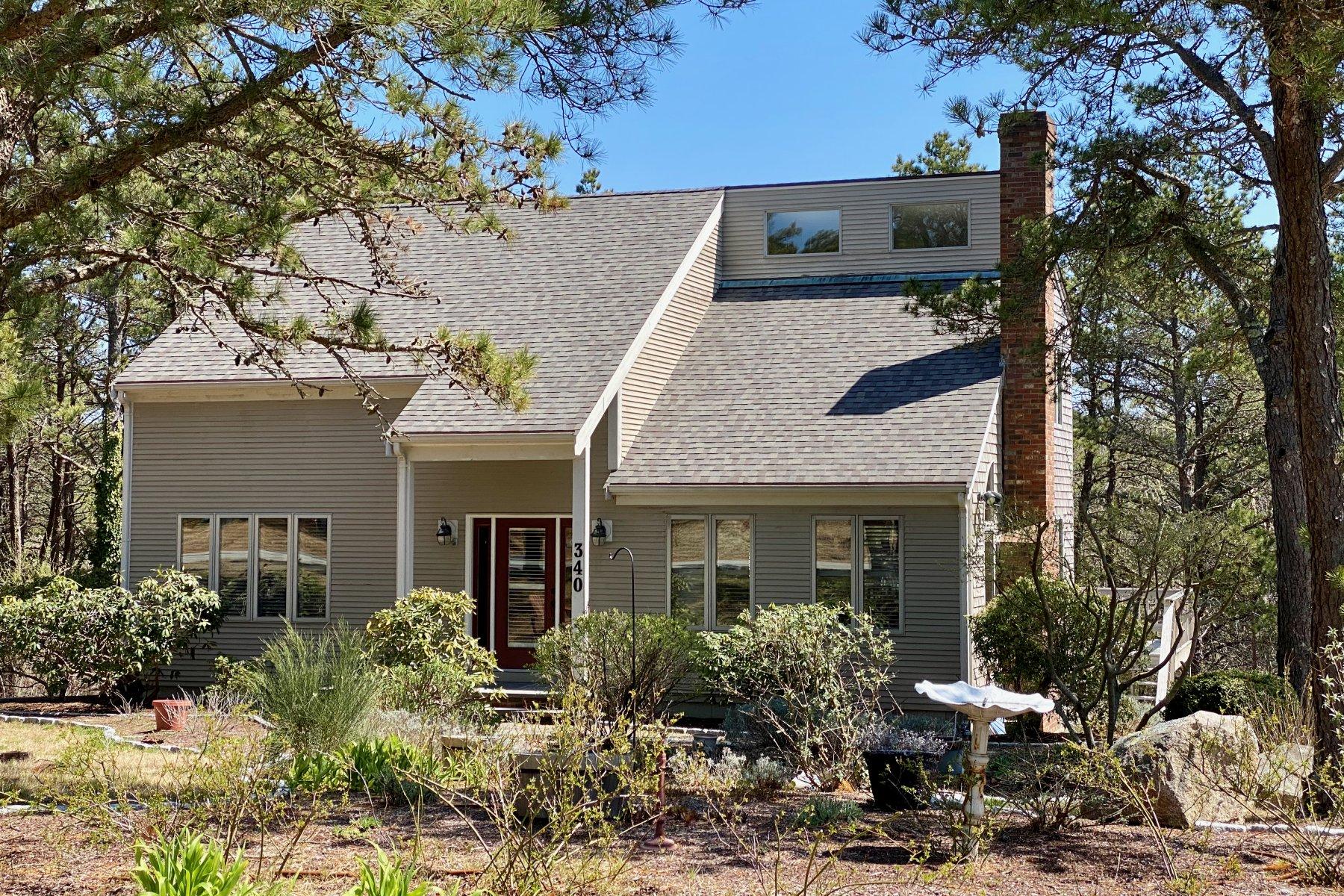 Single Family Homes για την Πώληση στο 340 Eastwind Circle, Wellfleet, MA Wellfleet, Μασαχουσετη 02667 Ηνωμένες Πολιτείες