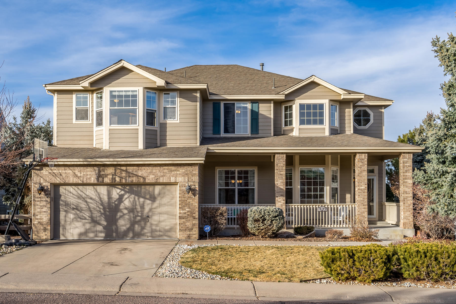 Single Family Home for Active at This spot in Castle Pines is about as nice a storybook space! 577 Stonemont Drive Castle Pines, Colorado 80108 United States