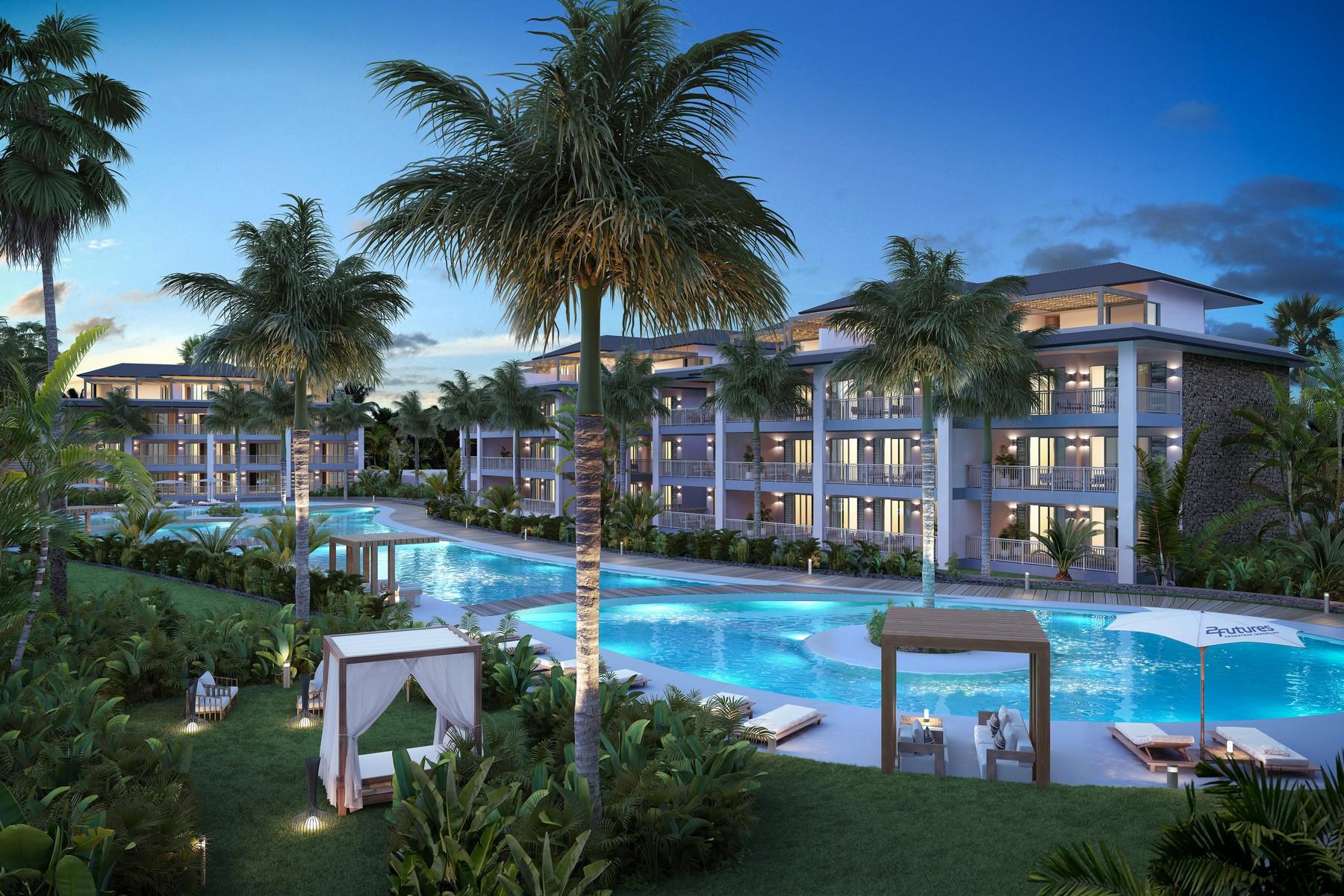 Apartments por un Venta en KI Resorts Apartments Grand Baie, Riviere Du Rempart Mauricio