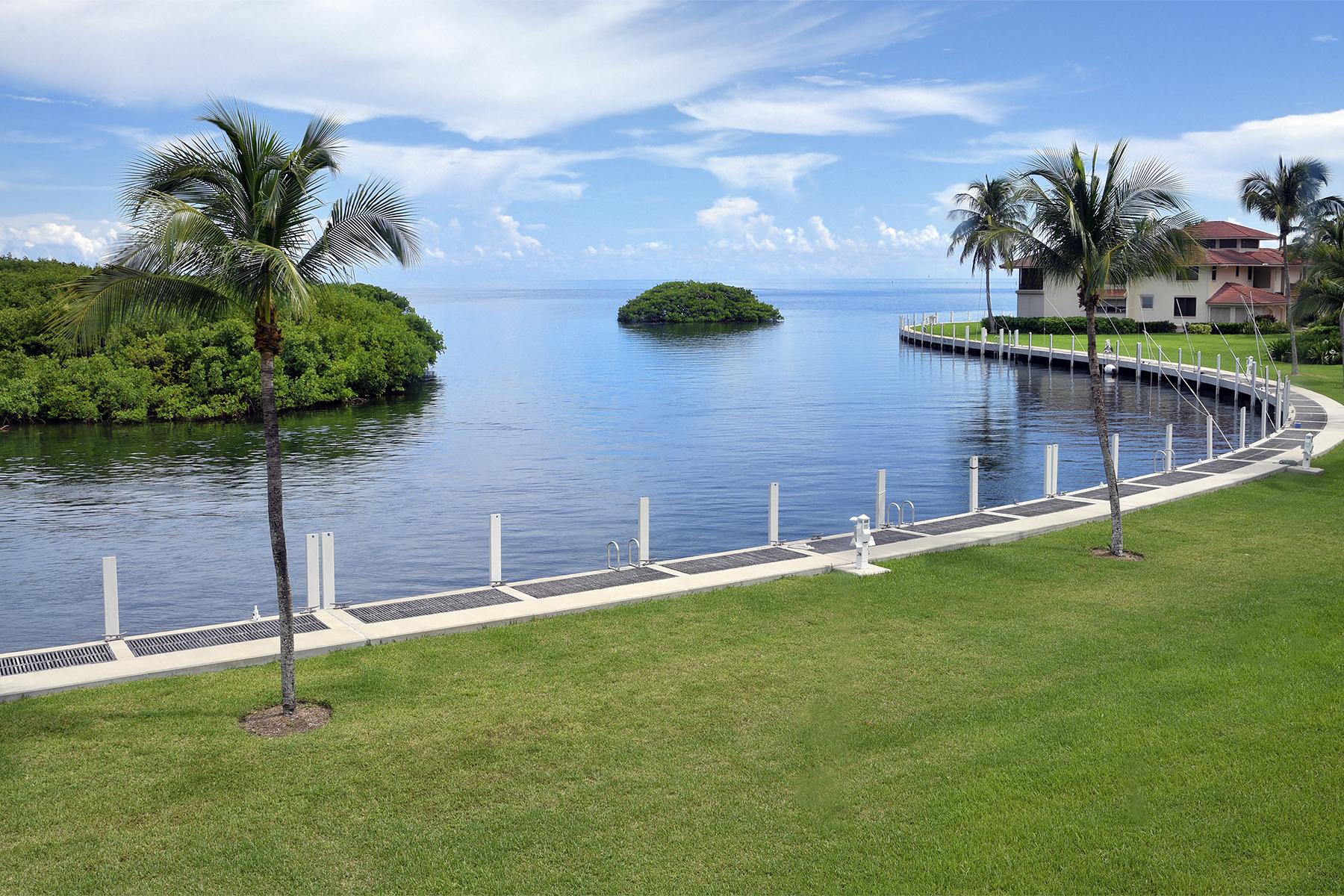 Nhà chung cư vì Bán tại Waterfront Condominium at Ocean Reef 43 Pumpkin Cay Rd., Unit B Ocean Reef Community, Key Largo, Florida, 33037 Hoa Kỳ