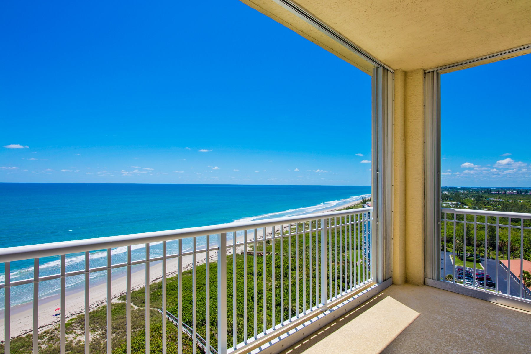 Condominiums for Sale at Oceanfront Penthouse 3920 N Hwy Highway A1A, #PH4, Hutchinson Island, Florida 34949 United States