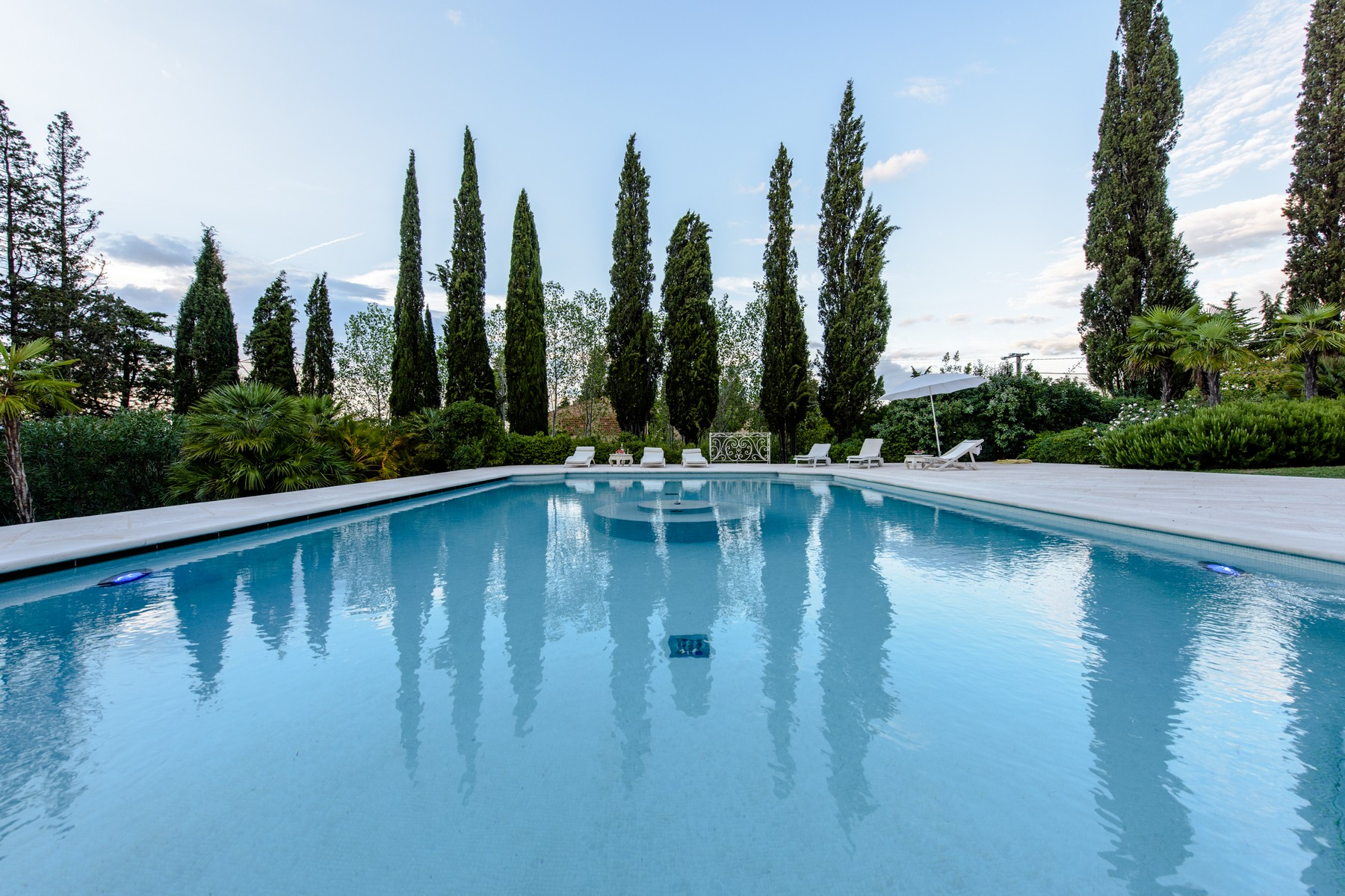 Single Family Home for Sale at Magnificent property in the Florentine Chianti with pool and private park Montespertoli, Florence Italy