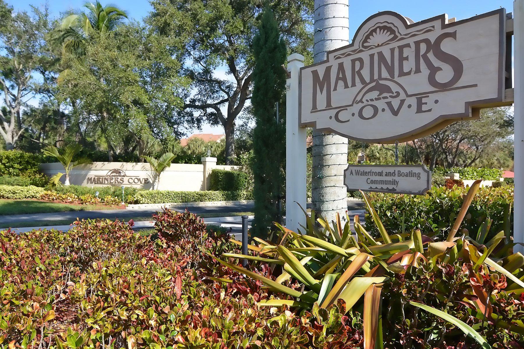 Villetta a schiera per Vendita alle ore 2379 Treasure Isle Drive 25 Mariners Cove, Palm Beach Gardens, Florida, 33410 Stati Uniti