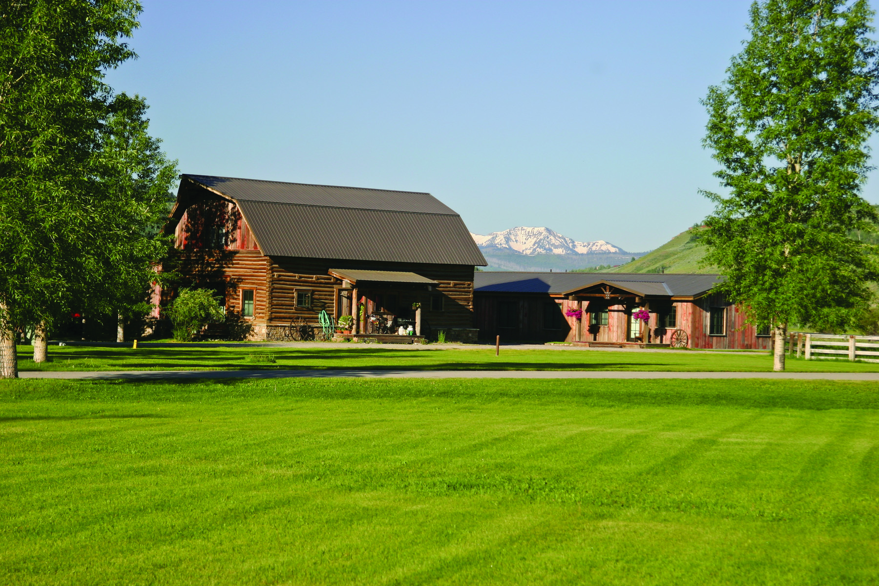 Additional photo for property listing at A Jewel Unlike Any Other Spring Gulch Road Jackson, Wyoming 83001 United States