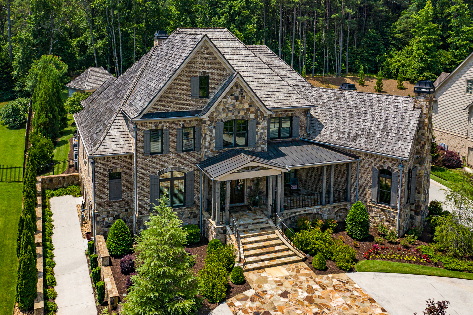 Single Family Homes for Active at Designer Showplace in Newhaven with Every Amenity Imaginable 325 Newhaven Drive Fayetteville, Georgia 30215 United States