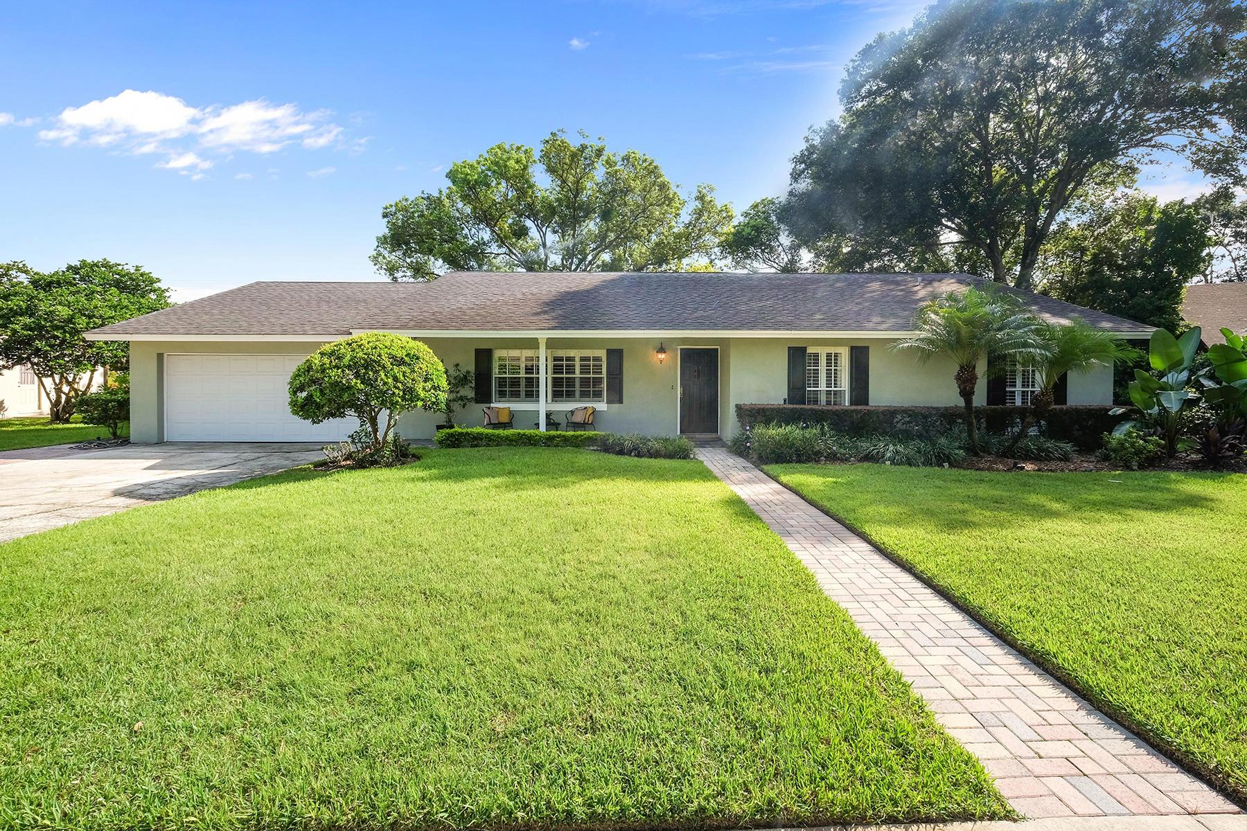 Enfamiljshus för Försäljning vid Maitland 1825 King Arthur Cir Maitland, Florida 32751 Usa