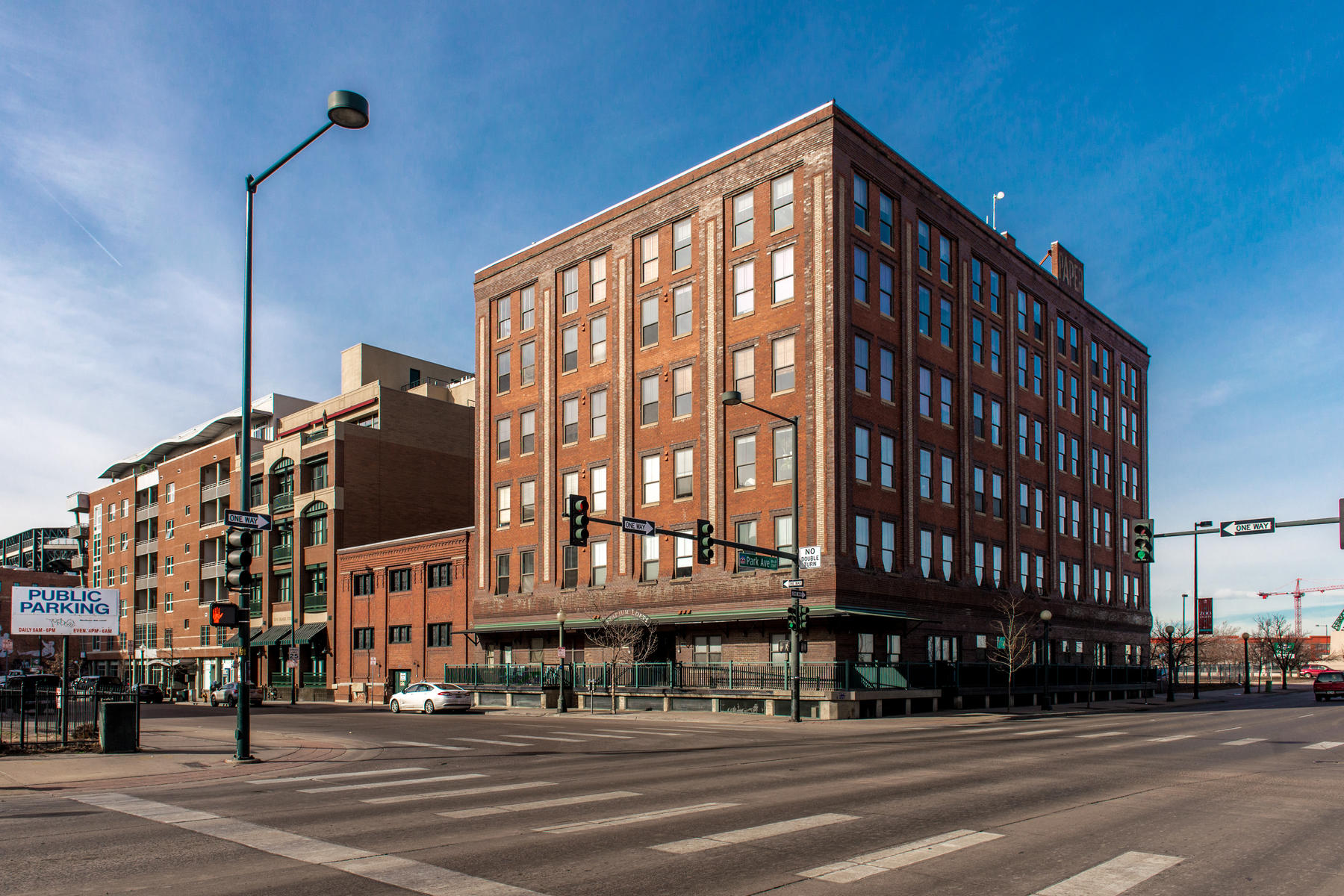 Single Family Home for Active at Stadium Lofts 2261 Blake Street #1G Denver, Colorado 80205 United States