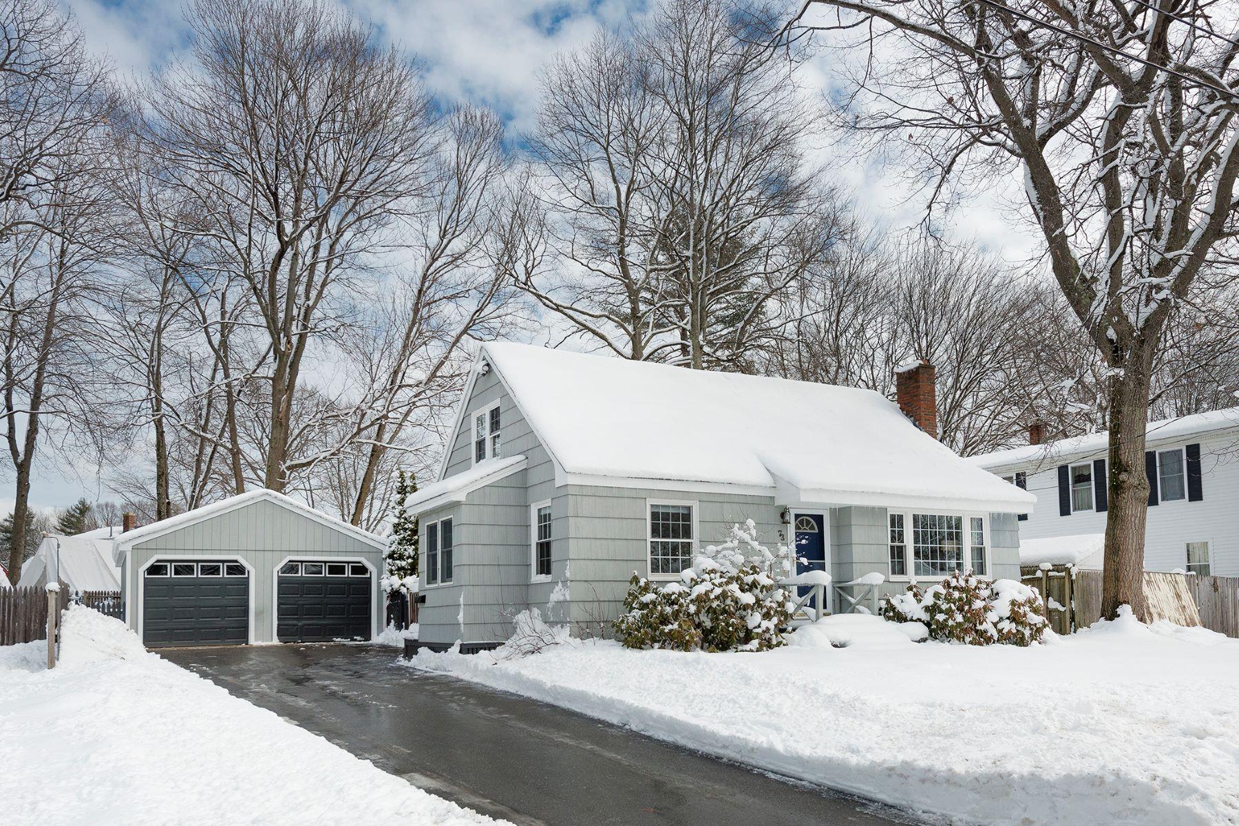 Single Family Home for Sale at 73 Sunset Lane 73 Sunset Lane Portland, Maine 04102 United States