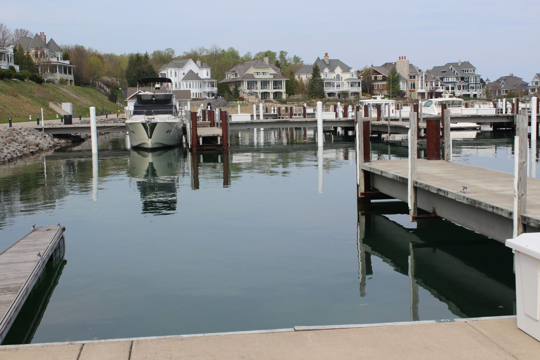 Land for Sale at Yacht Dock 1 4300 Vista Drive Unit 1 Bay Harbor, Michigan, 49770 United States