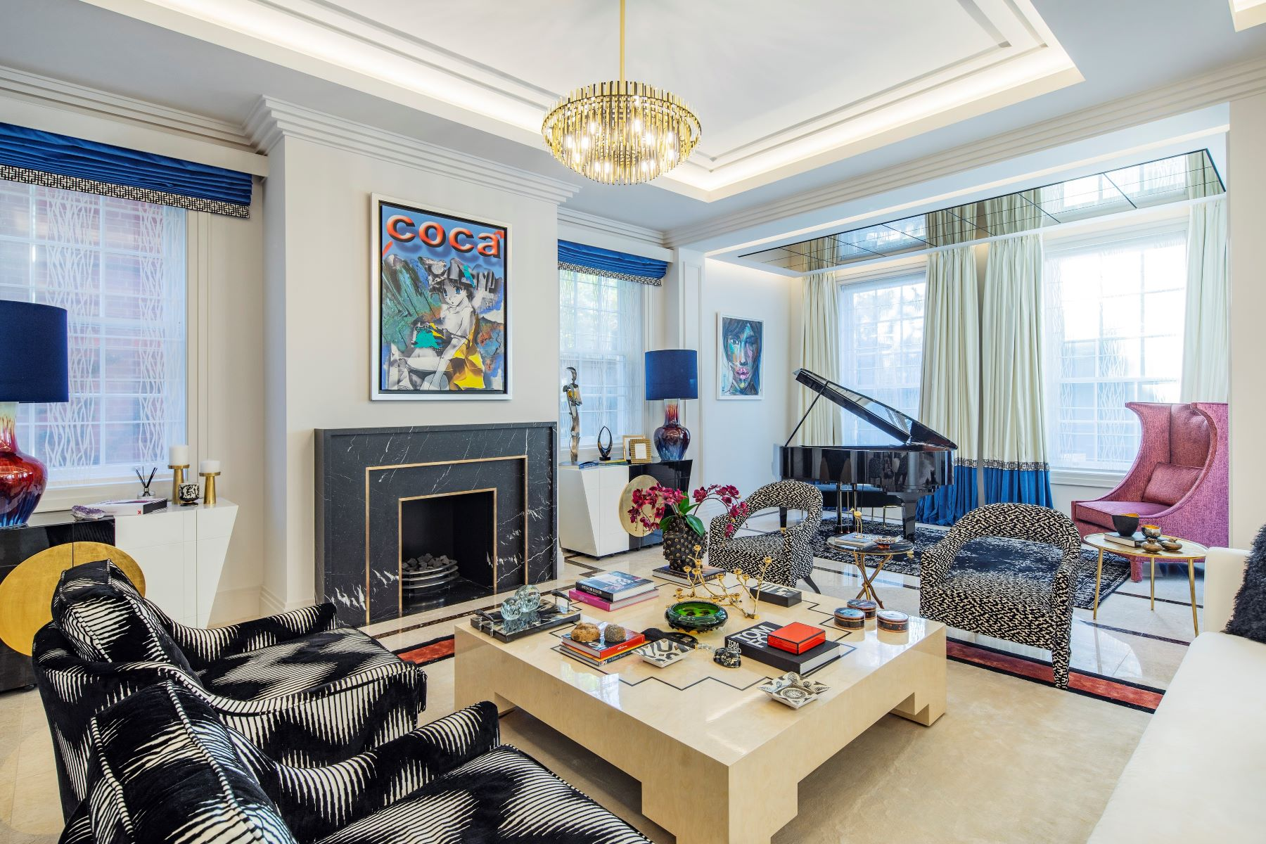 Additional photo for property listing at Avenue Road,St John's Wood, NW8 87 Avenue Road, St. John's Wood Londra, Inghilterra NW8 6JD Regno Unito
