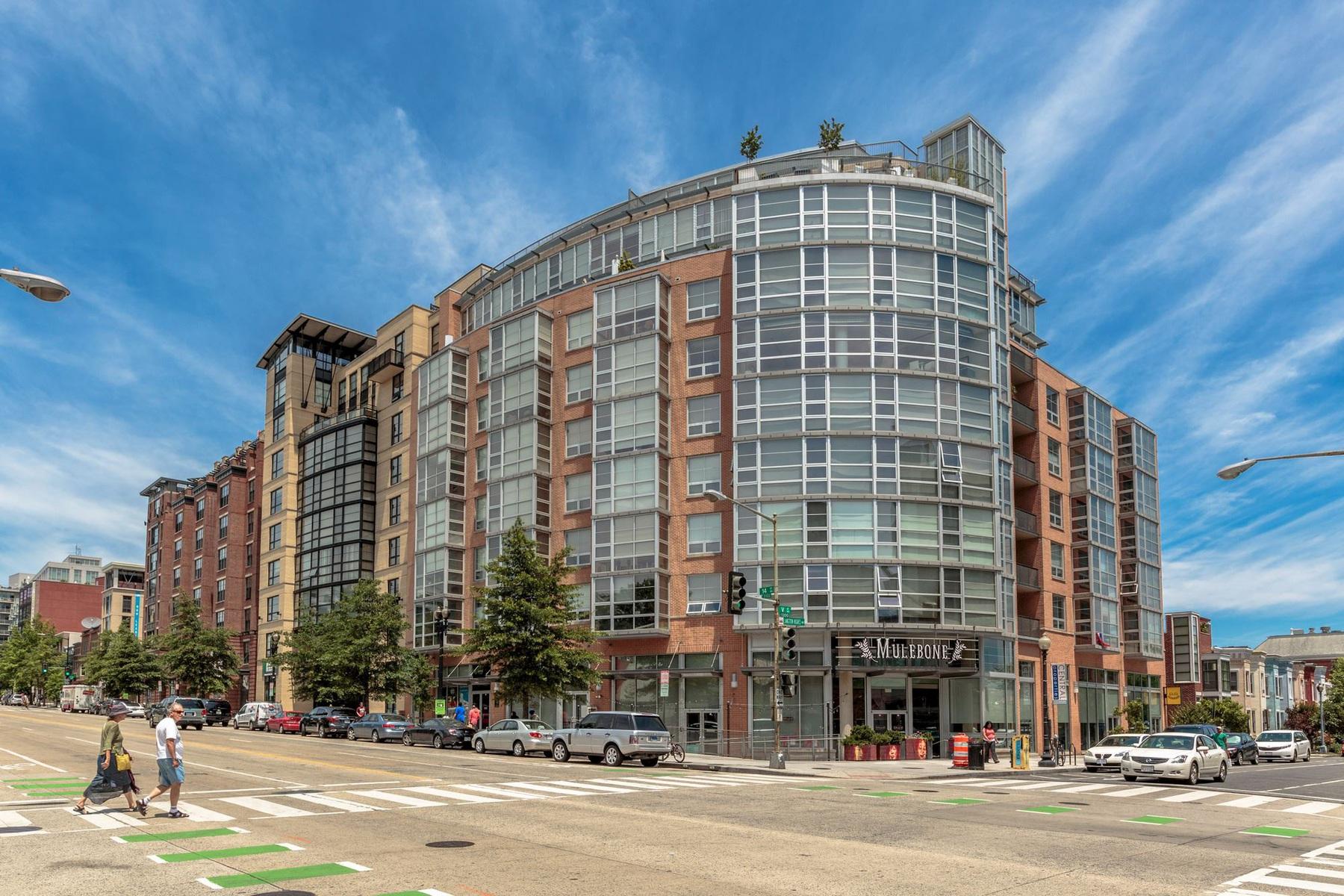 共管式独立产权公寓 为 销售 在 2125 14th Street Nw 317, Washington 华盛顿市, 哥伦比亚特区, 20009 美国