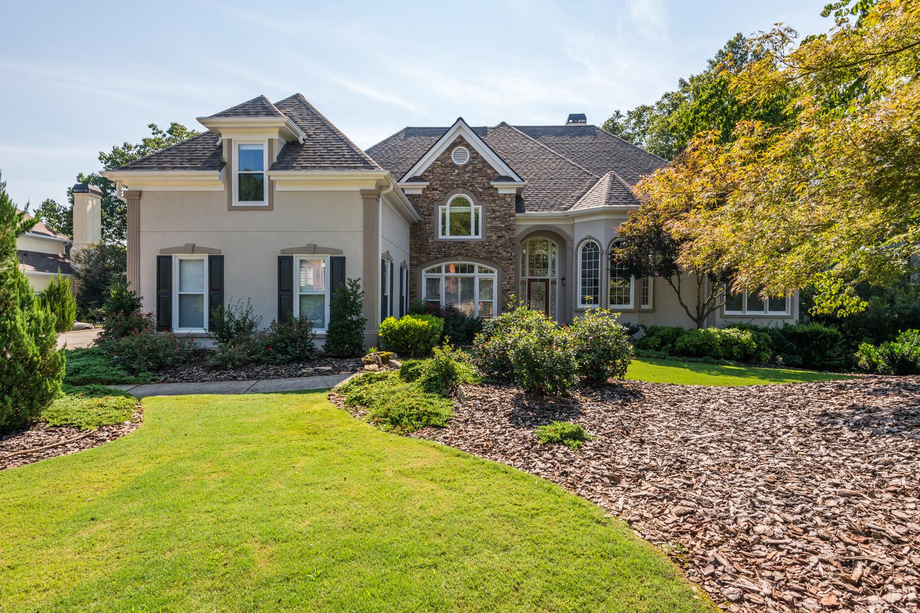獨棟家庭住宅 為 出租 在 Stunning Lake Front Home 485 Water Shadow Lane Alpharetta, 喬治亞州 30022 美國