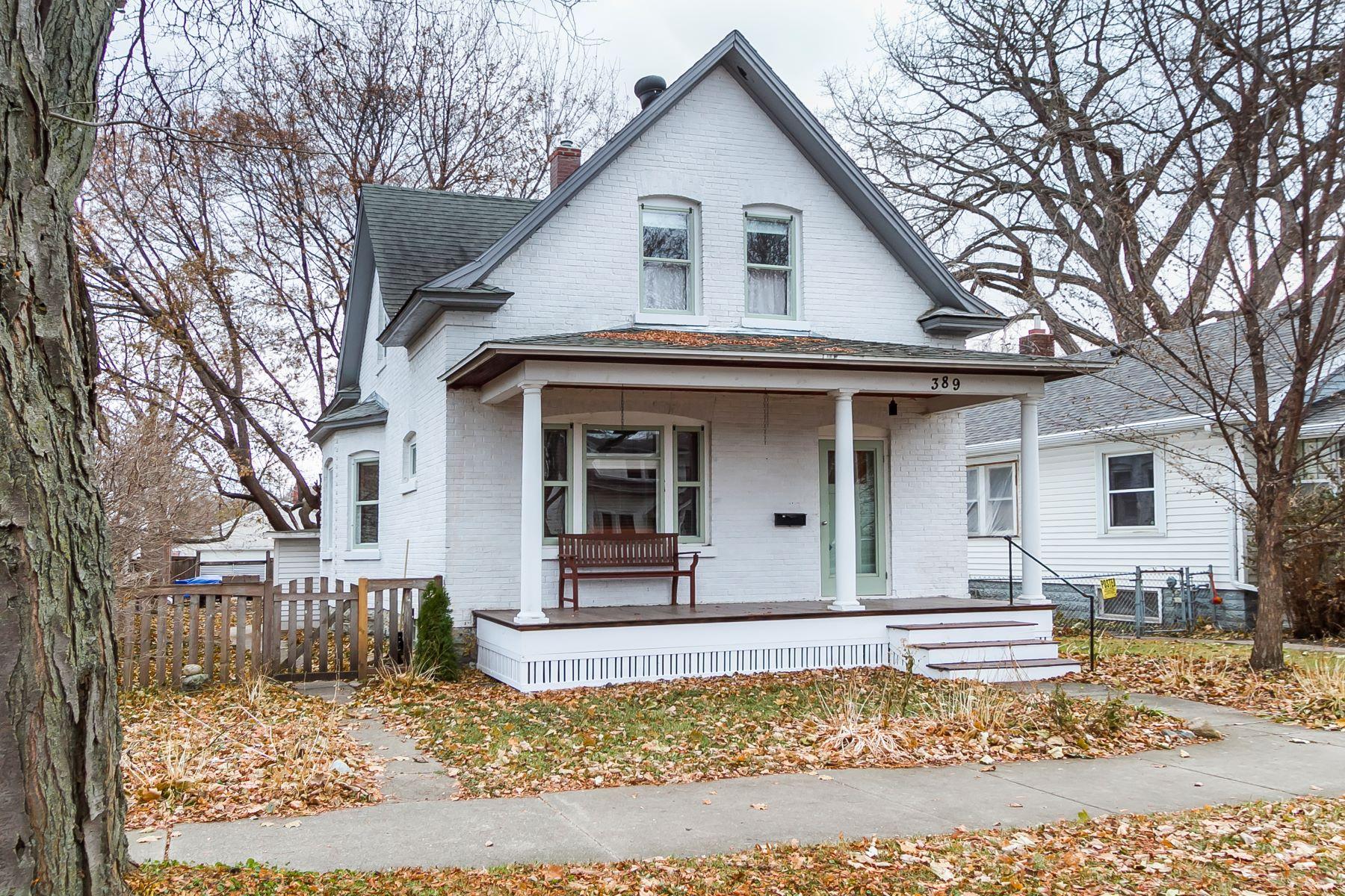Single Family Homes for Sale at 389 Fulton Street St. Paul, Minnesota 55102 United States