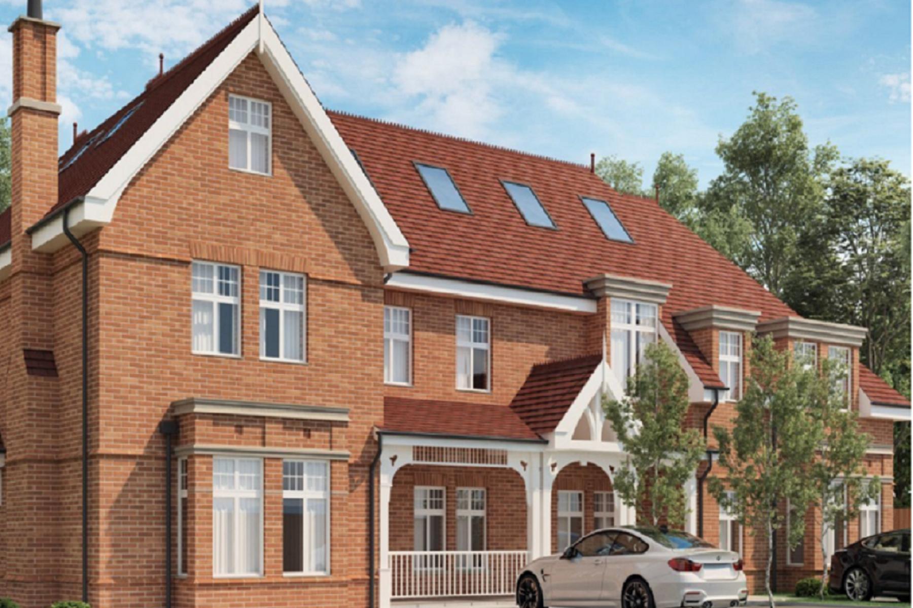 Single Family Homes for Sale at 1 Grey Squirrel Mews, Leatherhead Road Oxshott, England KT22 0EX United Kingdom