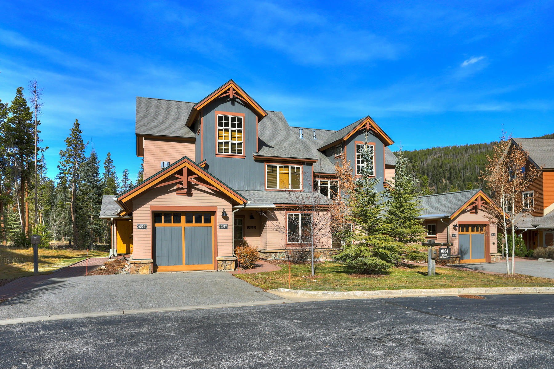 Townhouse for Active at Settlers Creek #6526 34 Arabella Drive #6526 Keystone, Colorado 80435 United States