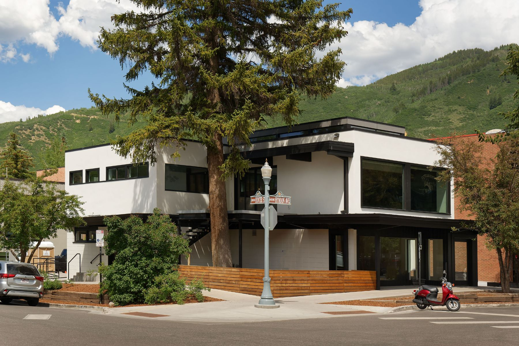 Condominiums for Sale at At the Epicenter of Downtown Aspen 602 E Hyman Avenue Aspen, Colorado 81611 United States