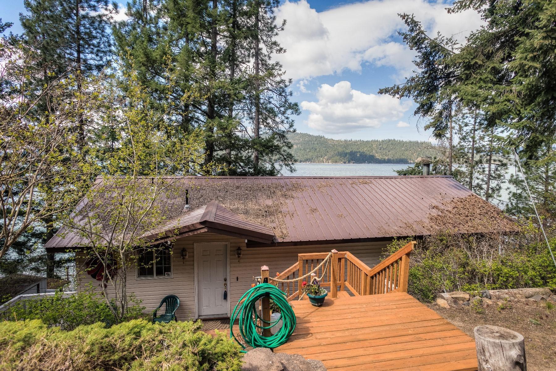 Single Family Home for Active at Driftwood 26641 S Highway 97 Harrison, Idaho 83833 United States