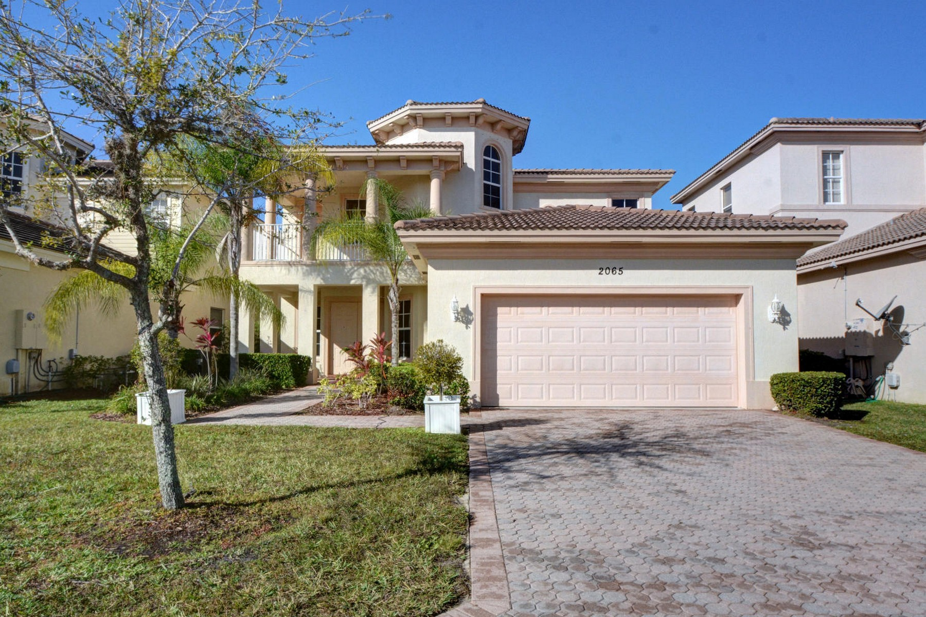 Single Family Home for Sale at Fantastic Two Story Four Bedroom Home in Great Family Community 2065 Plainfield Dr SW Vero Beach, Florida 32968 United States