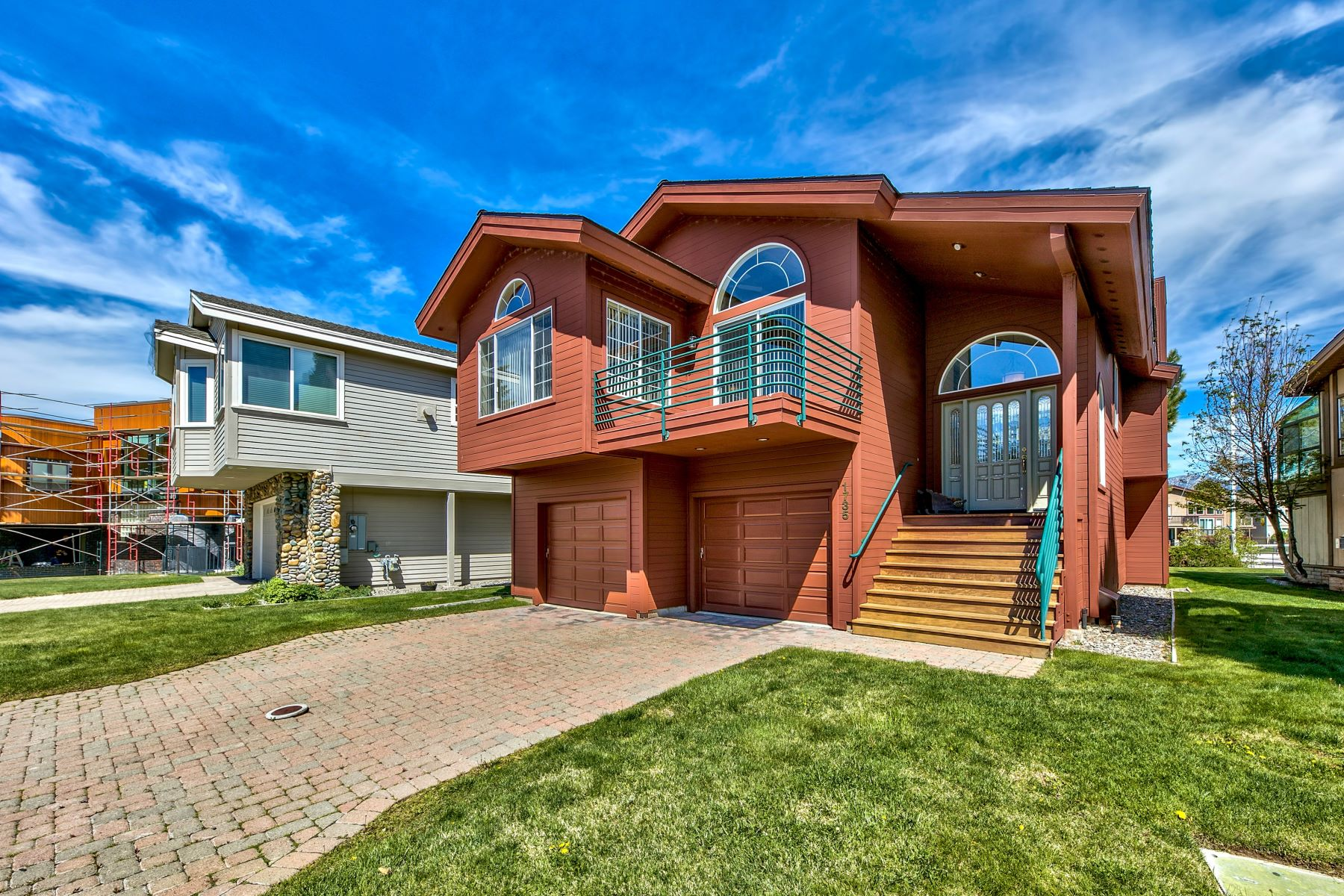 Single Family Homes for Active at 1735 Venice Drive South Lake Tahoe, California 96150 United States