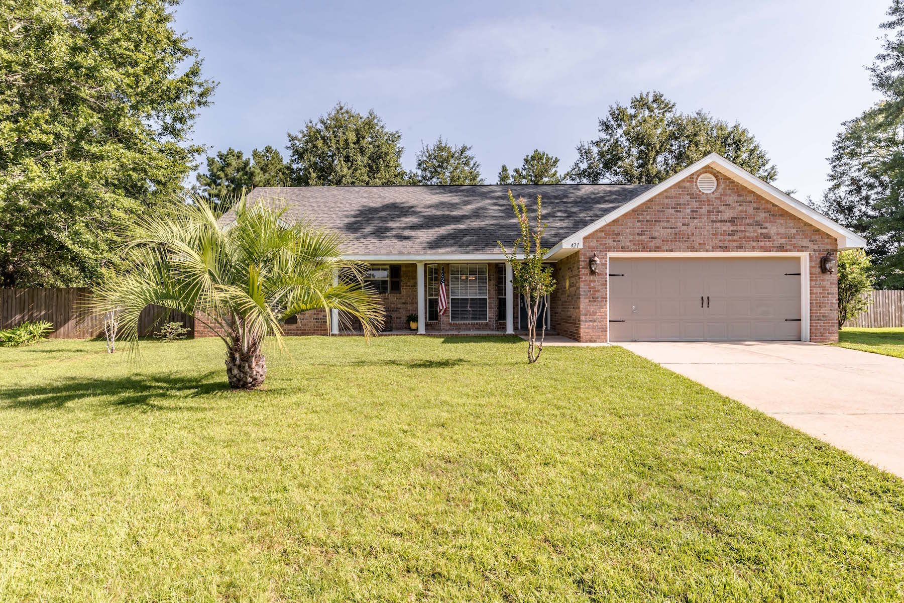 Single Family Home for Active at Monteith Oaks Foley 421 Dumoine Drive Foley, Alabama 36535 United States