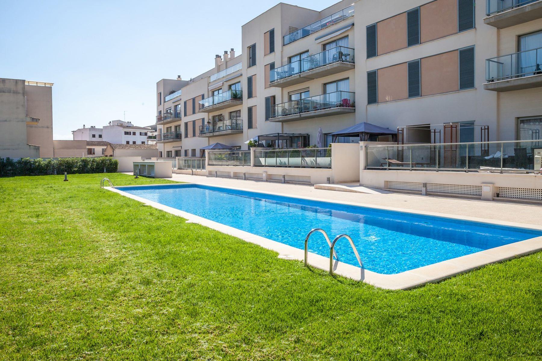 واحد منزل الأسرة للـ Rent في Apartment in Llucmajor for rent Llucmajor, Mallorca, Spain