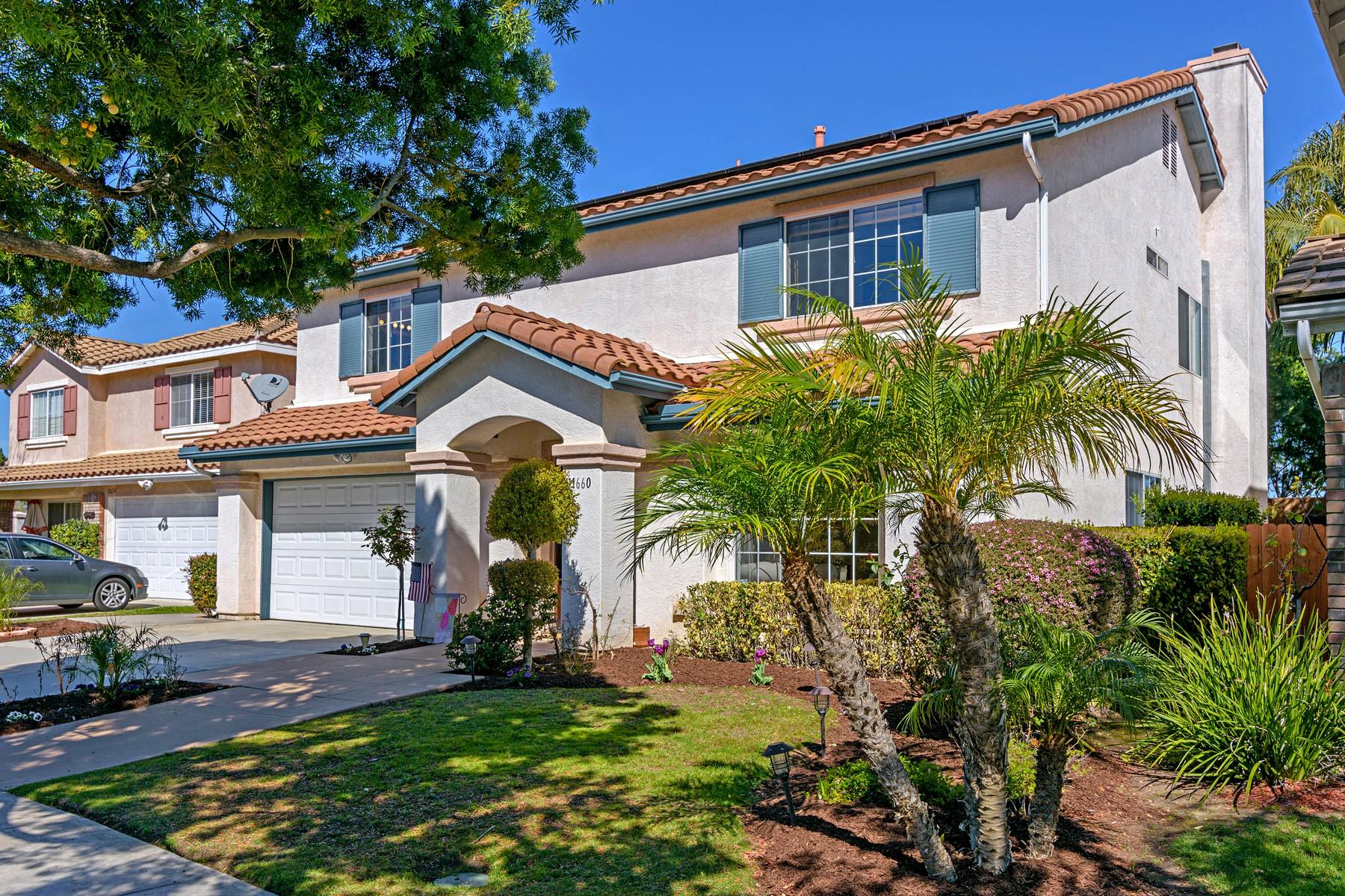 Nhà ở một gia đình vì Bán tại 11660 Vail Court San Diego, California, 92131 Hoa Kỳ