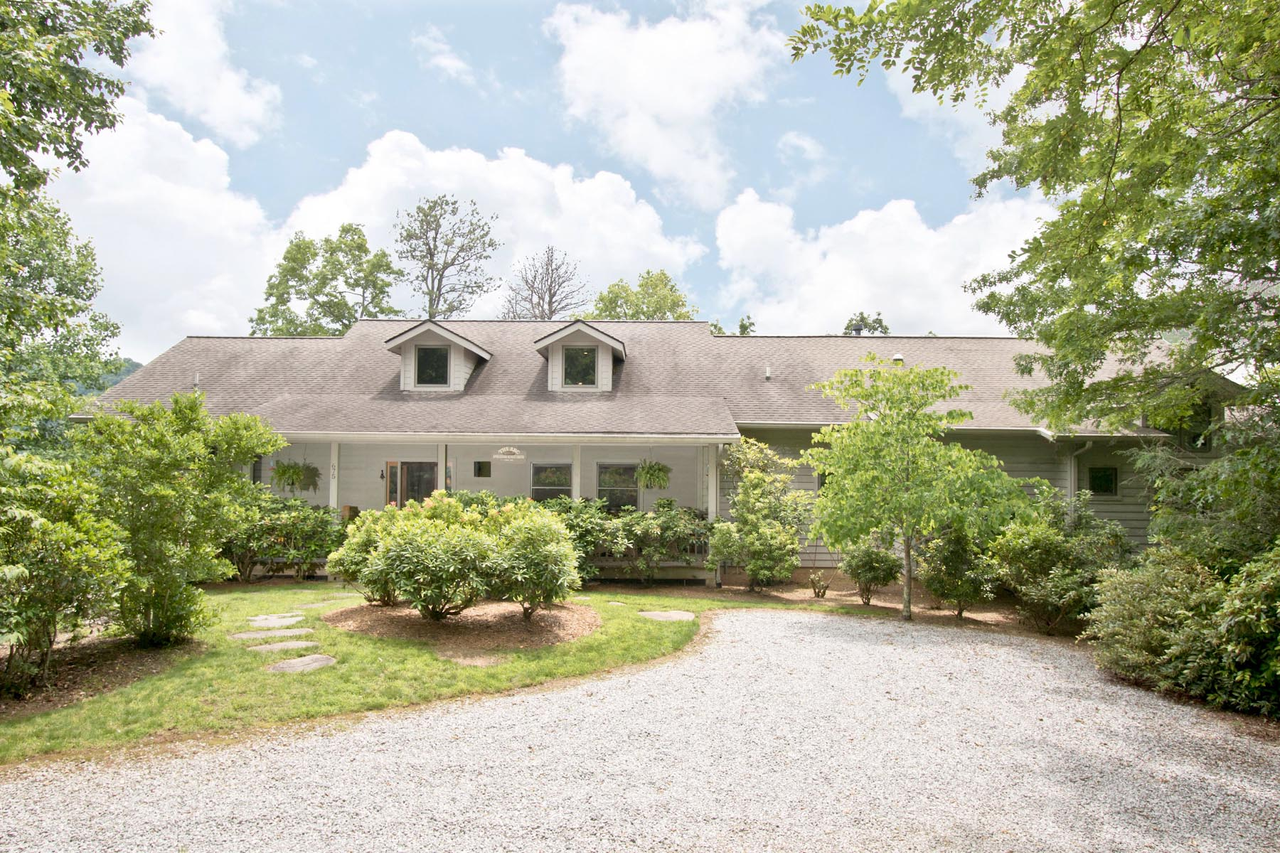 Single Family Home for Active at Butler 675 Falls Road Scaly Mountain, North Carolina 28775 United States