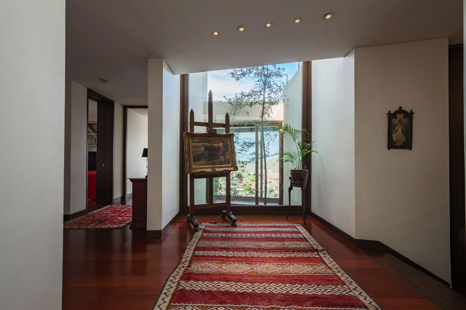 Casa por un Venta en Espectacular casa mediterránea en el Golf de Manquehue Lo Barnechea, Santiago, Region Metropolitana De Santiago Chile