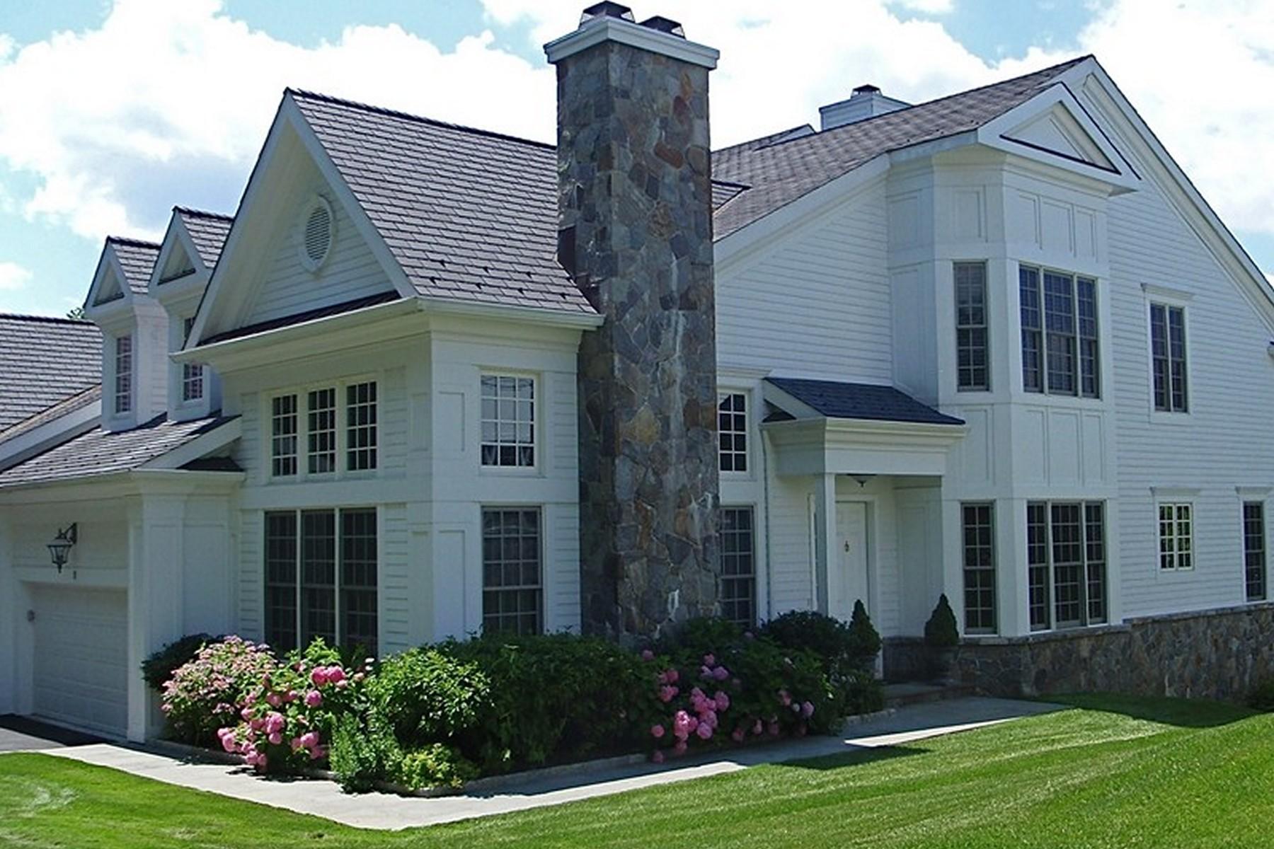 联栋屋 为 销售 在 Luxurious Elegant Townhouse 8 Shadow Tree Lane 布莱尔克里夫庄园, 纽约州 10510 美国