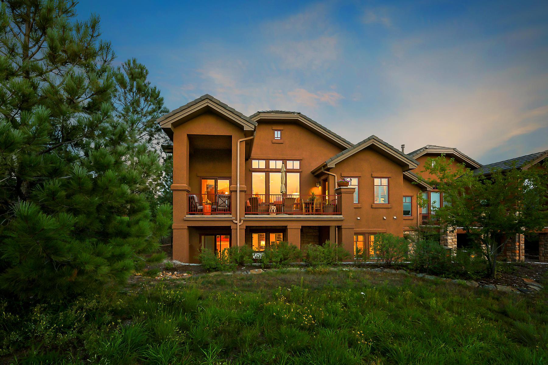 Townhouse for Active at 5160 Le Duc Dr 5160 Le Duc Dr Castle Rock, Colorado 80108 United States