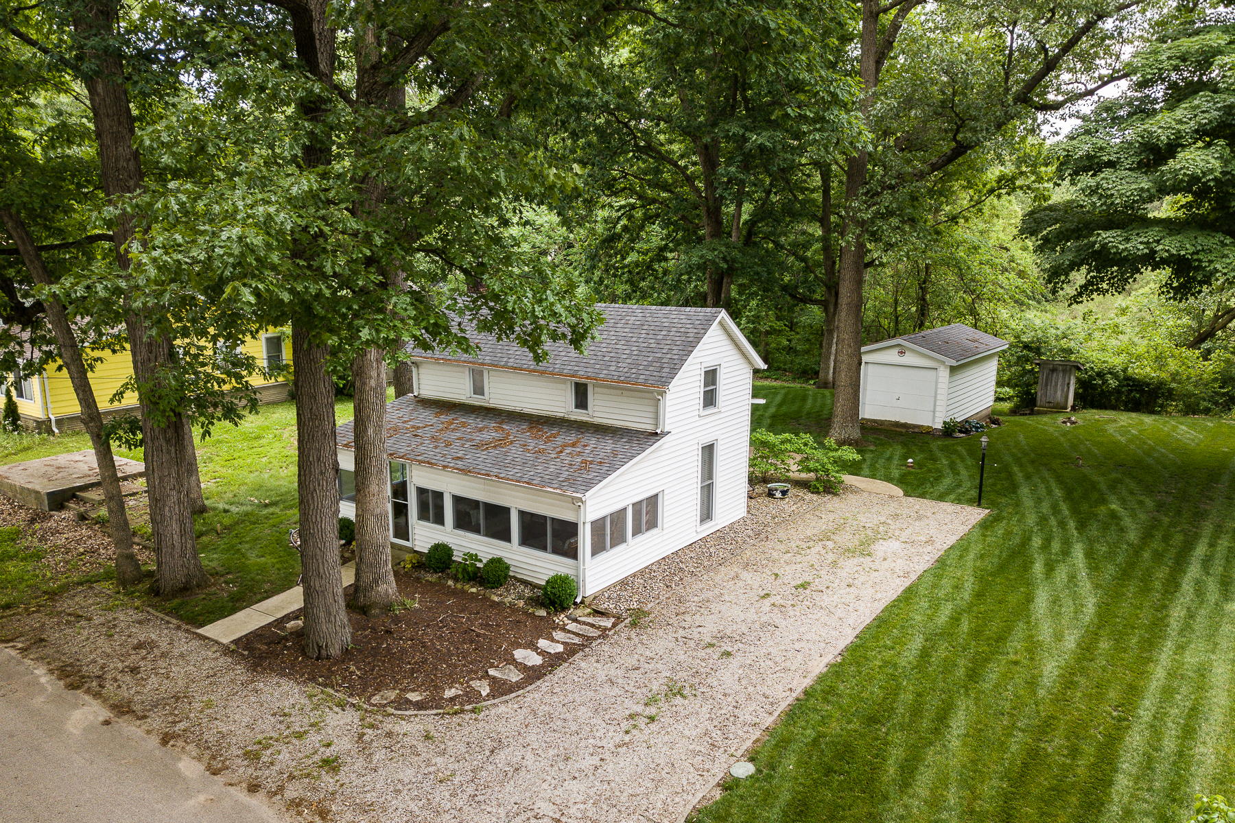 single family homes for Active at Affordability Just Off of Lake Tippy 404 Ems T26 Lane Leesburg, Indiana 46538 United States